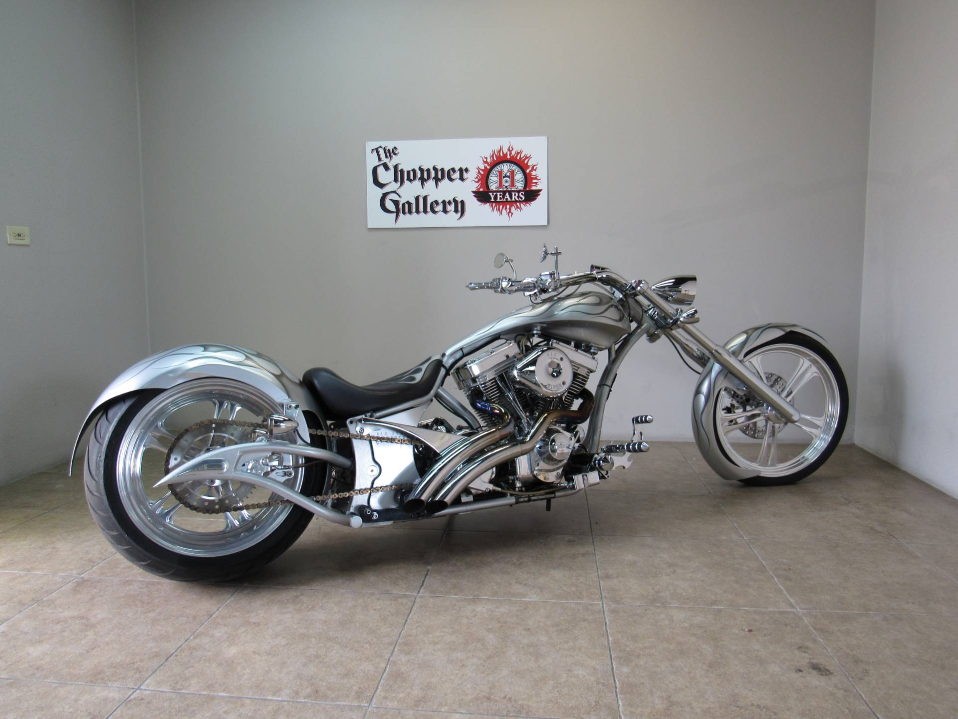 2006 Big Bear Choppers Sled Prostreet (CA) - [SLEDPROSTREET] - Silver in Temecula, California - Photo 6
