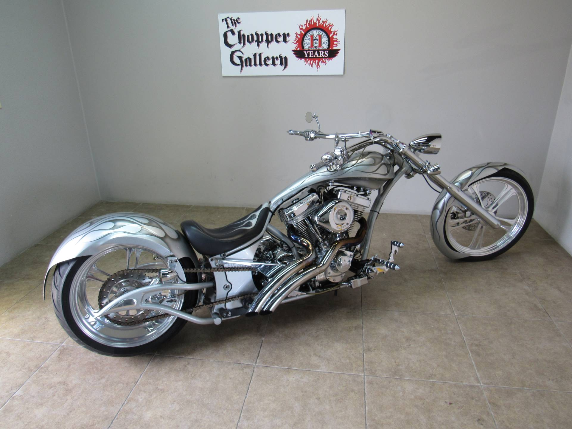 2006 Big Bear Choppers Sled Prostreet (CA) - [SLEDPROSTREET] - Silver in Temecula, California - Photo 7