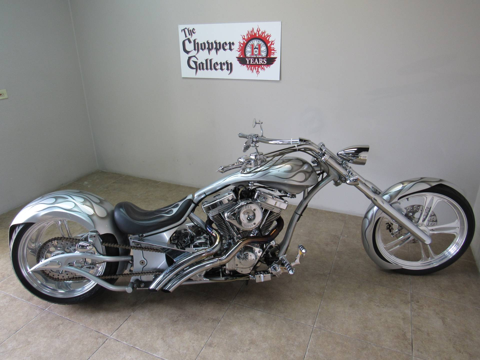 2006 Big Bear Choppers Sled Prostreet (CA) - [SLEDPROSTREET] - Silver in Temecula, California - Photo 1