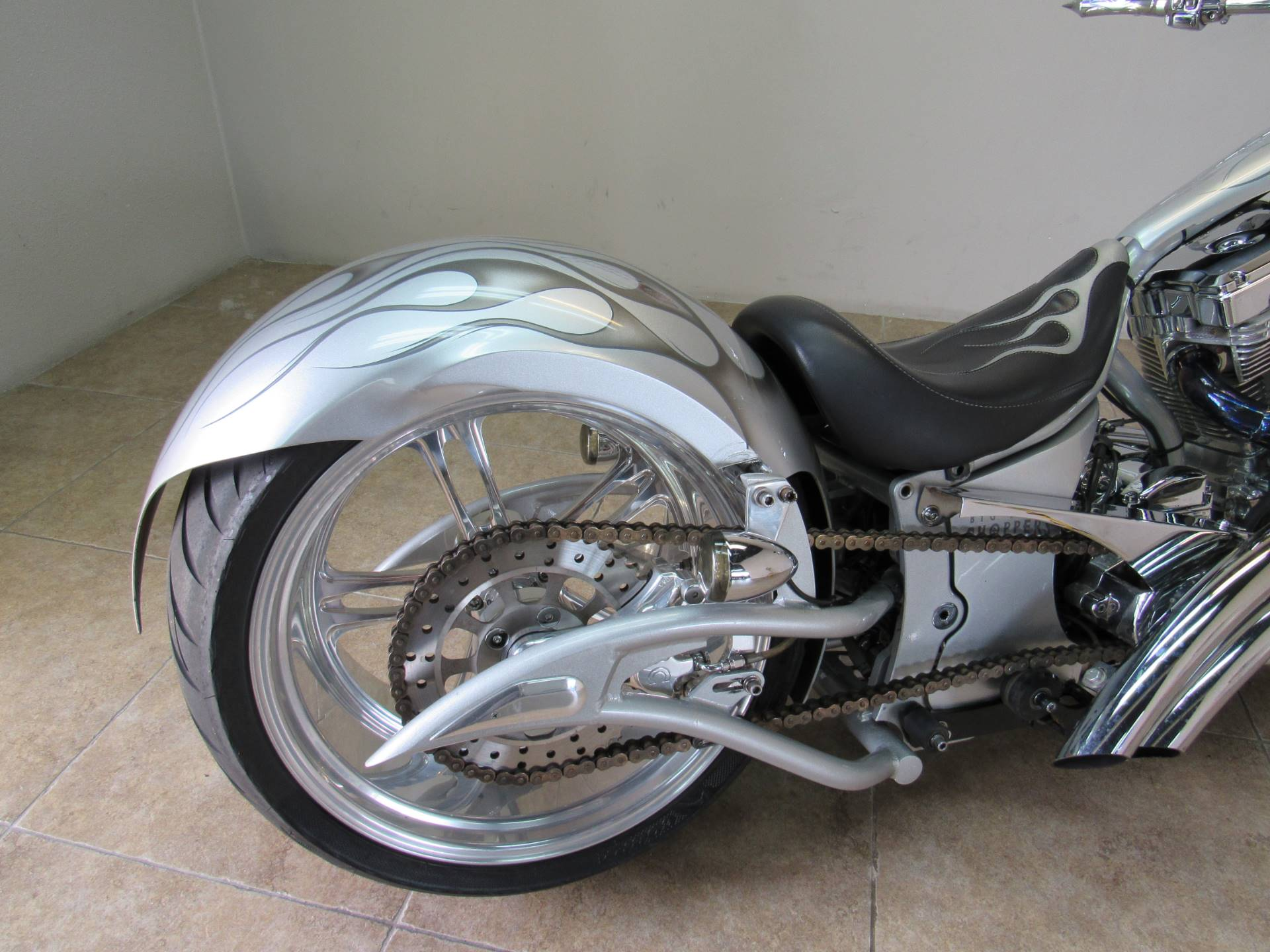 2006 Big Bear Choppers Sled Prostreet (CA) - [SLEDPROSTREET] - Silver in Temecula, California - Photo 8