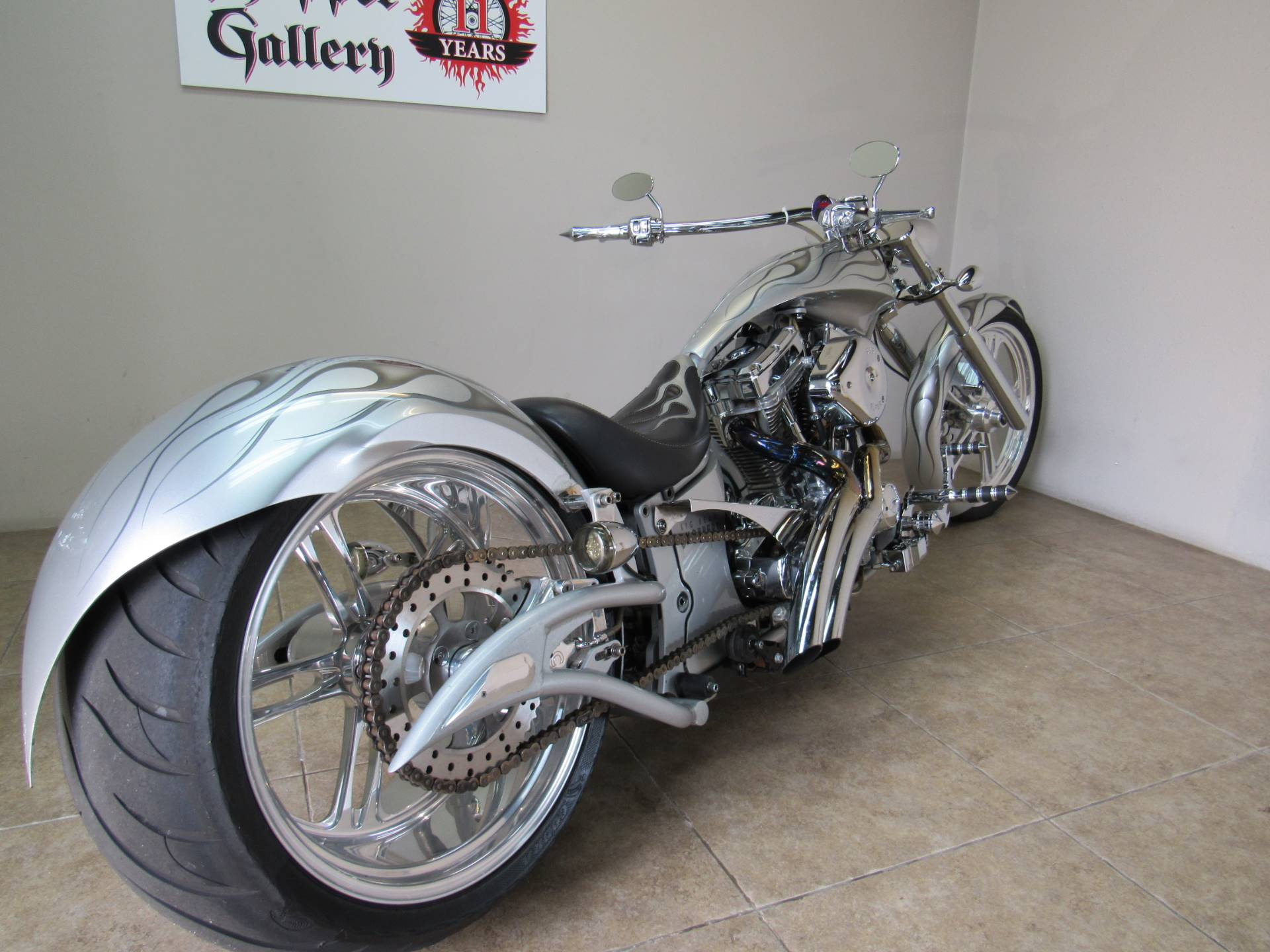 2006 Big Bear Choppers Sled Prostreet (CA) - [SLEDPROSTREET] - Silver in Temecula, California - Photo 9