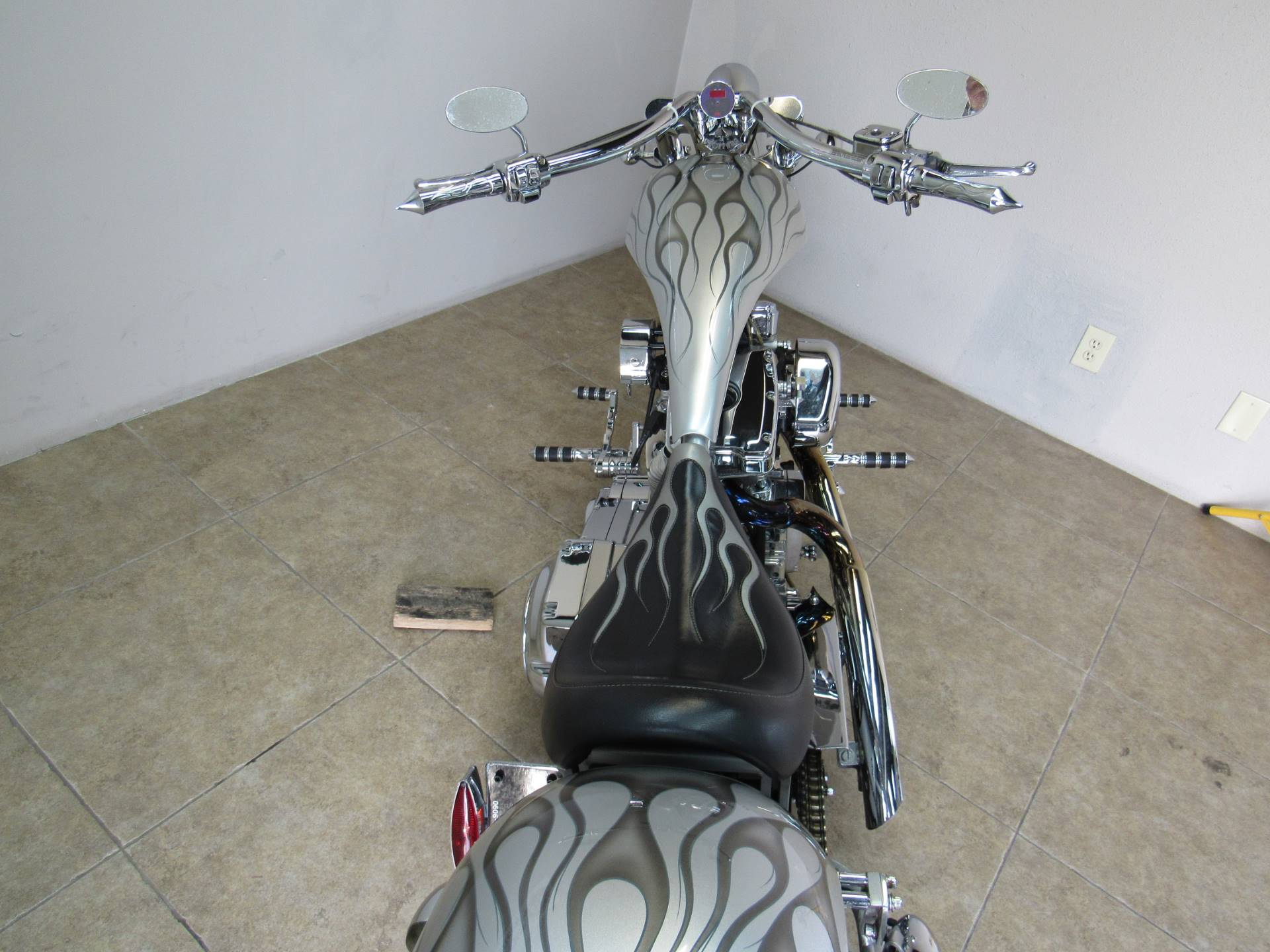 2006 Big Bear Choppers Sled Prostreet (CA) - [SLEDPROSTREET] - Silver in Temecula, California - Photo 11