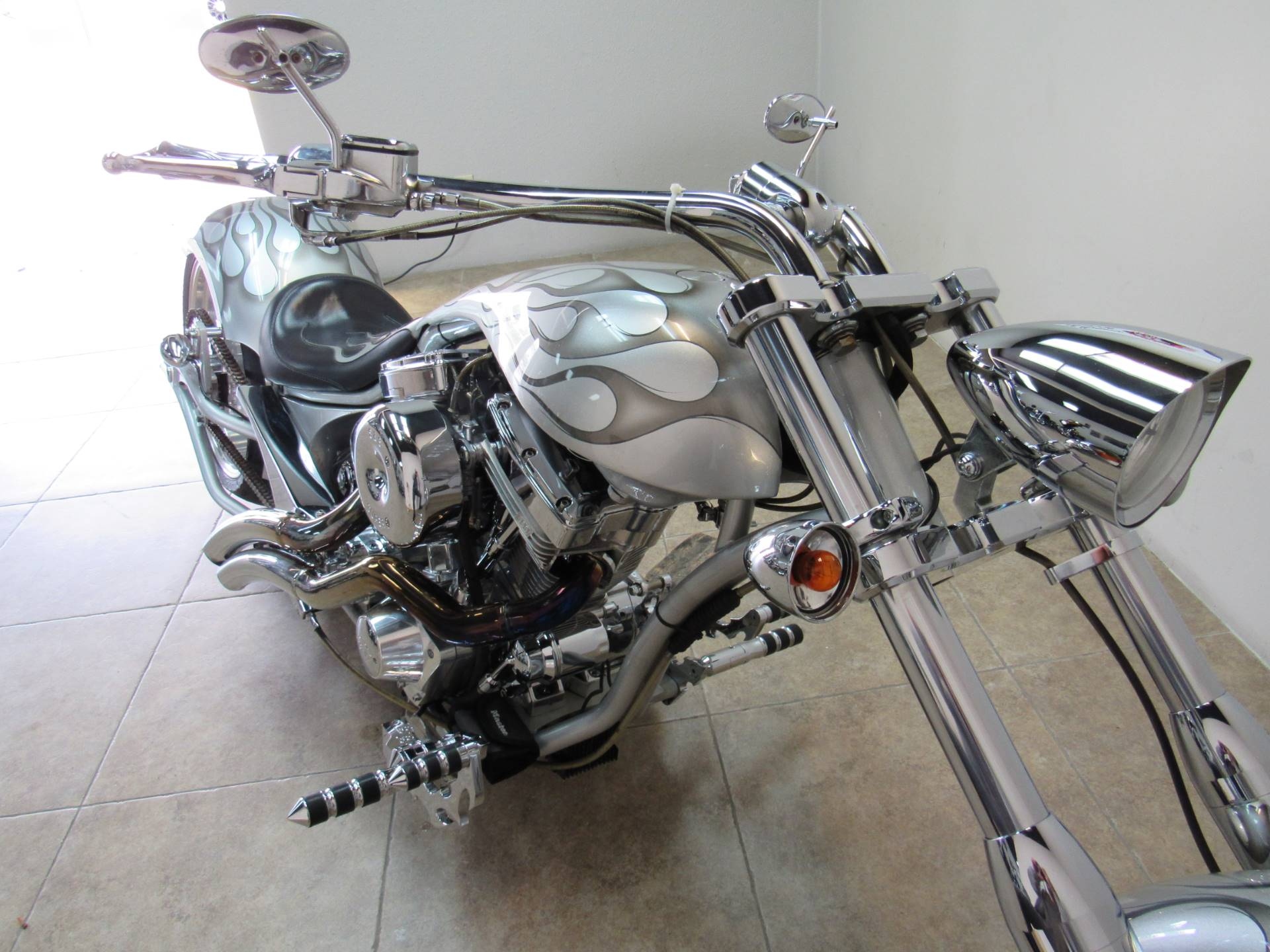 2006 Big Bear Choppers Sled Prostreet (CA) - [SLEDPROSTREET] - Silver in Temecula, California - Photo 12