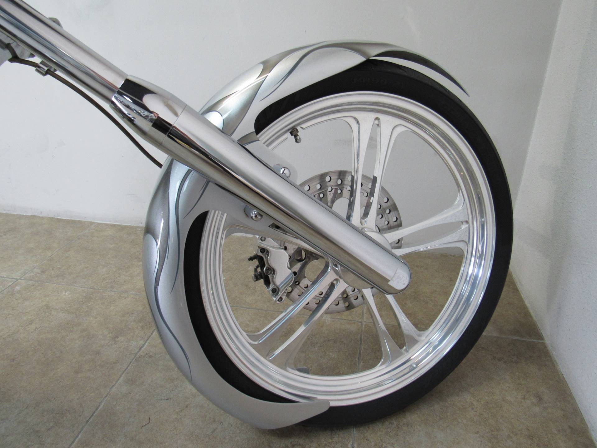 2006 Big Bear Choppers Sled Prostreet (CA) - [SLEDPROSTREET] - Silver in Temecula, California - Photo 13