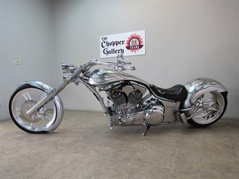 2006 Big Bear Choppers Sled Prostreet (CA) - [SLEDPROSTREET] - Silver in Temecula, California - Photo 2