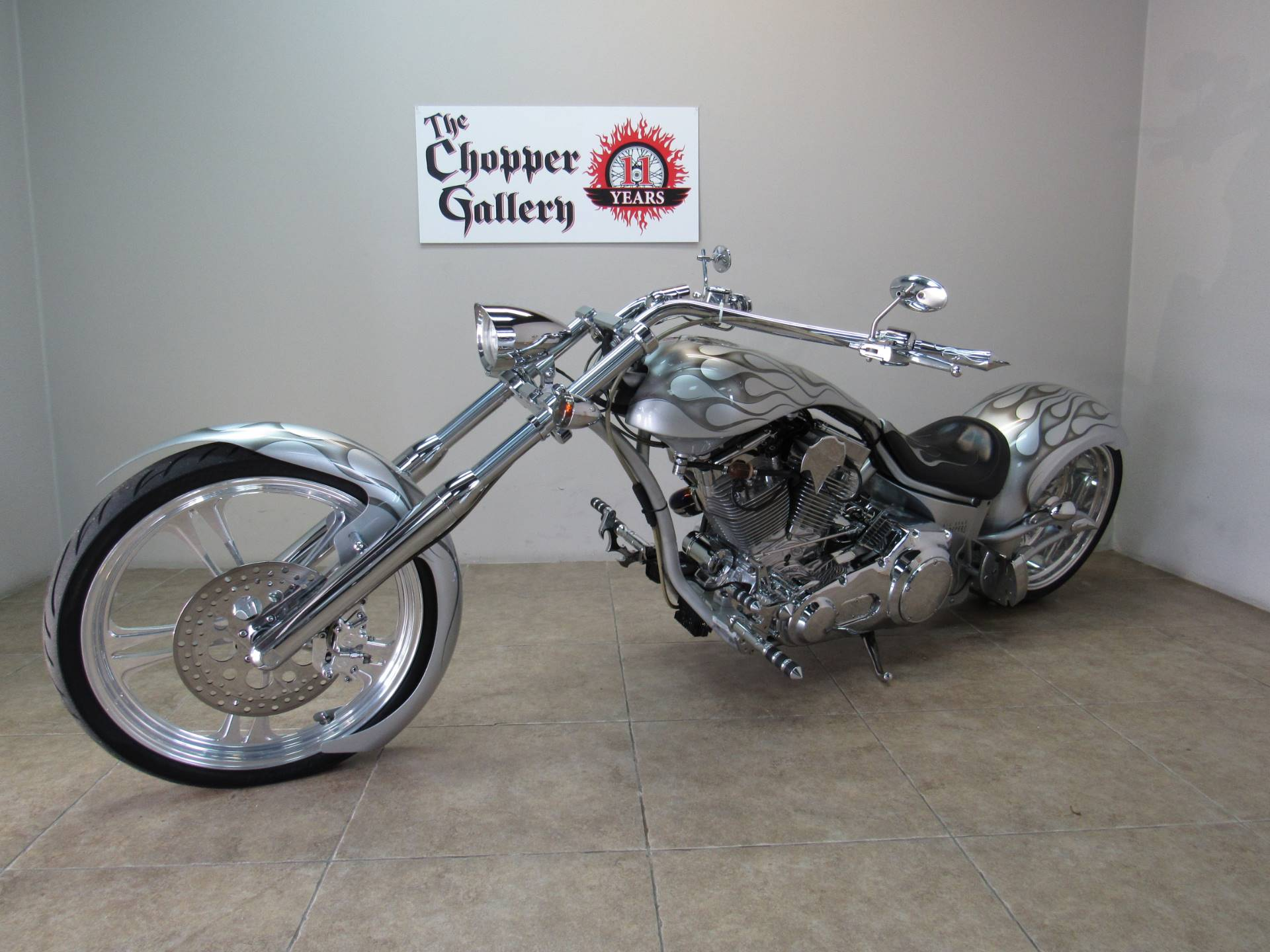 2006 Big Bear Choppers Sled Prostreet (CA) - [SLEDPROSTREET] - Silver in Temecula, California - Photo 15