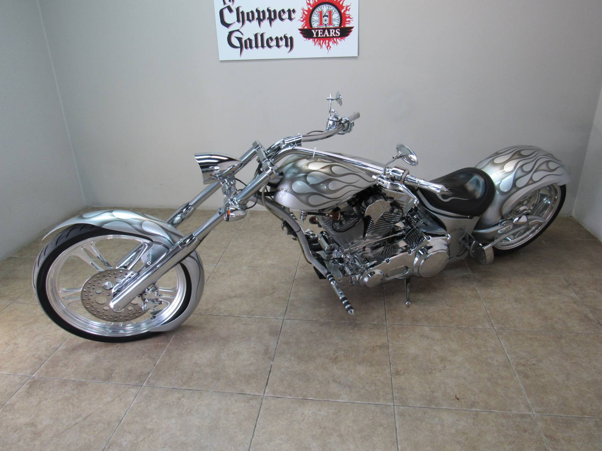 2006 Big Bear Choppers Sled Prostreet (CA) - [SLEDPROSTREET] - Silver in Temecula, California - Photo 16