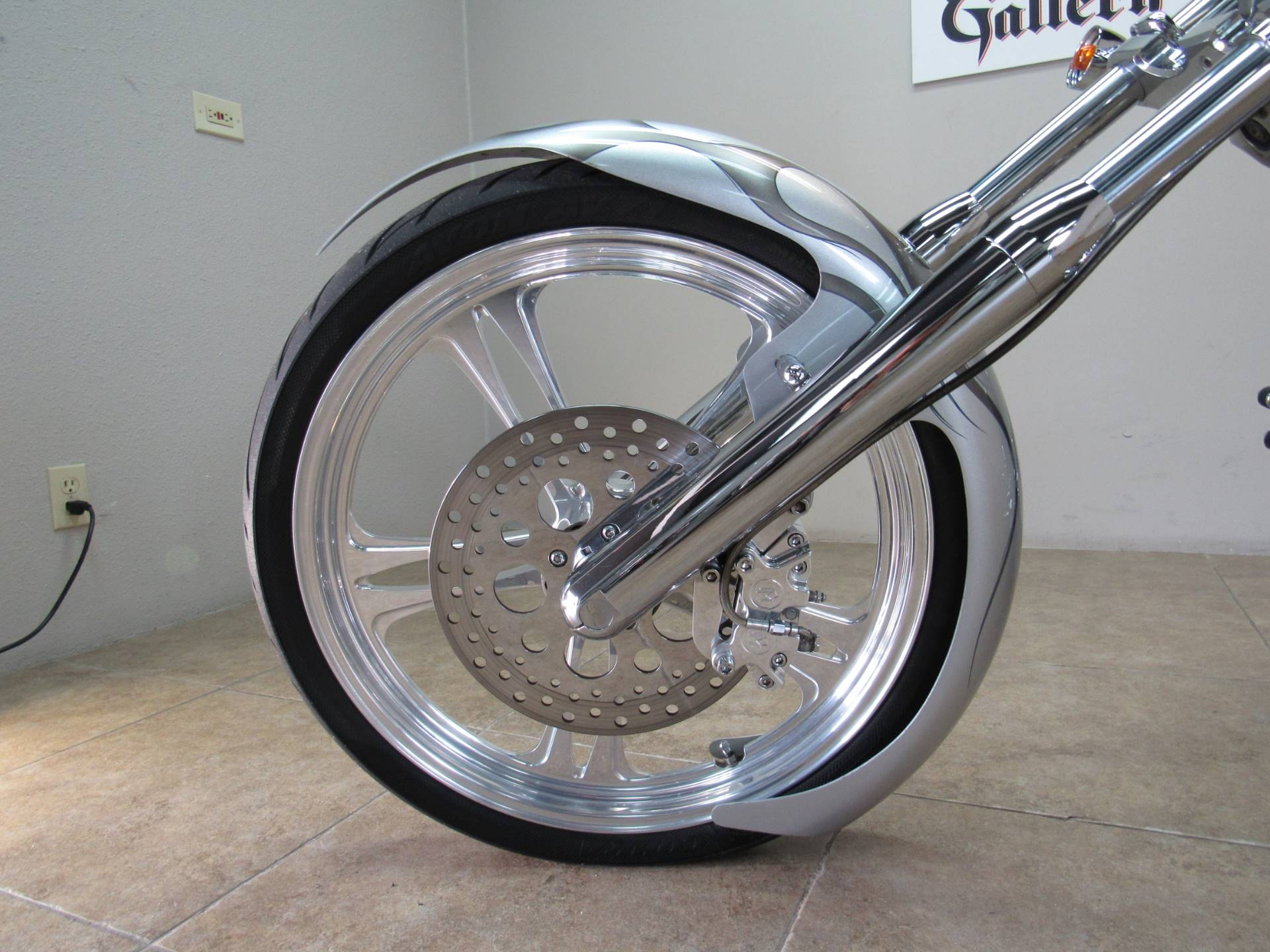 2006 Big Bear Choppers Sled Prostreet (CA) - [SLEDPROSTREET] - Silver in Temecula, California - Photo 17
