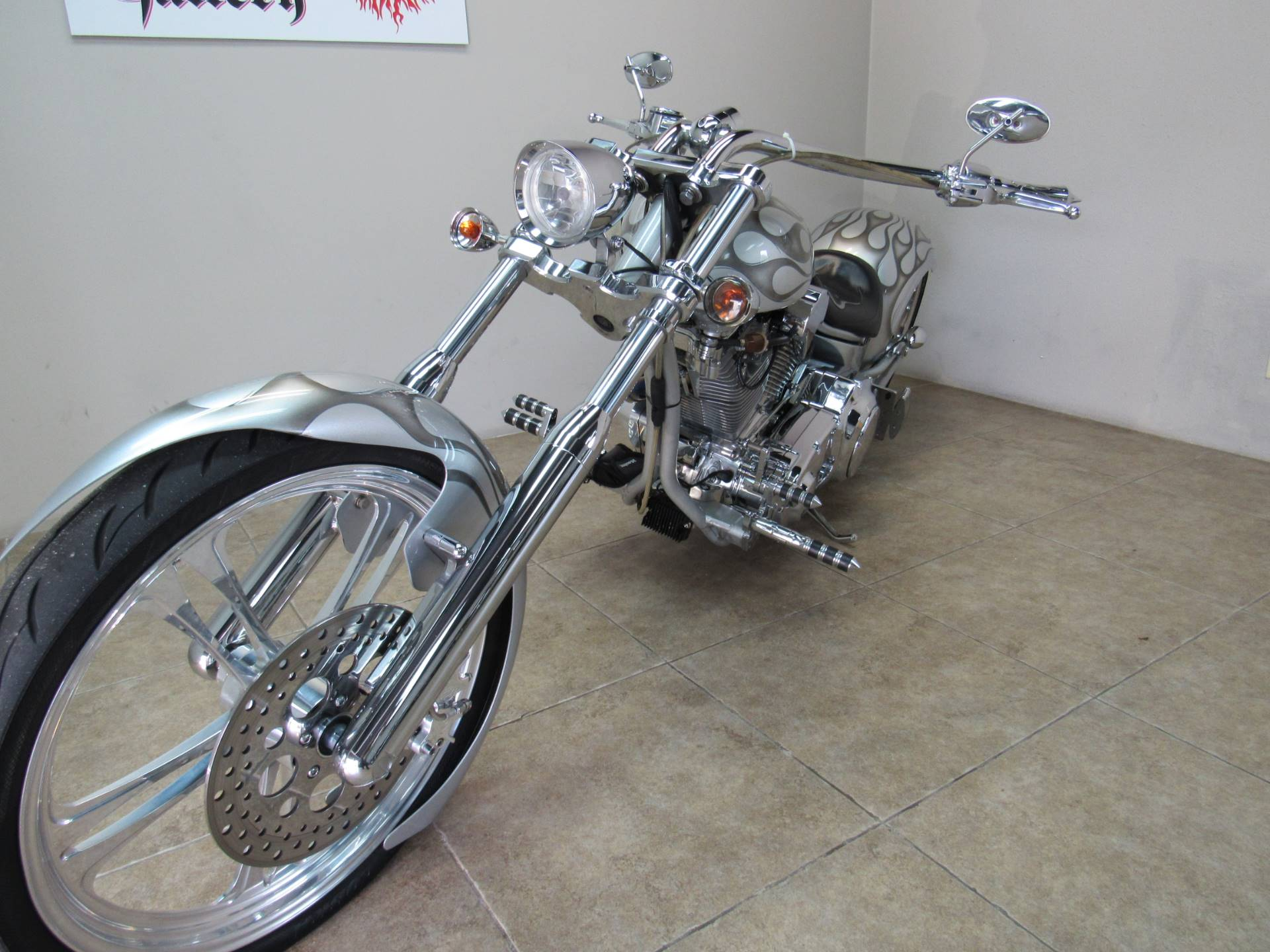 2006 Big Bear Choppers Sled Prostreet (CA) - [SLEDPROSTREET] - Silver in Temecula, California - Photo 18