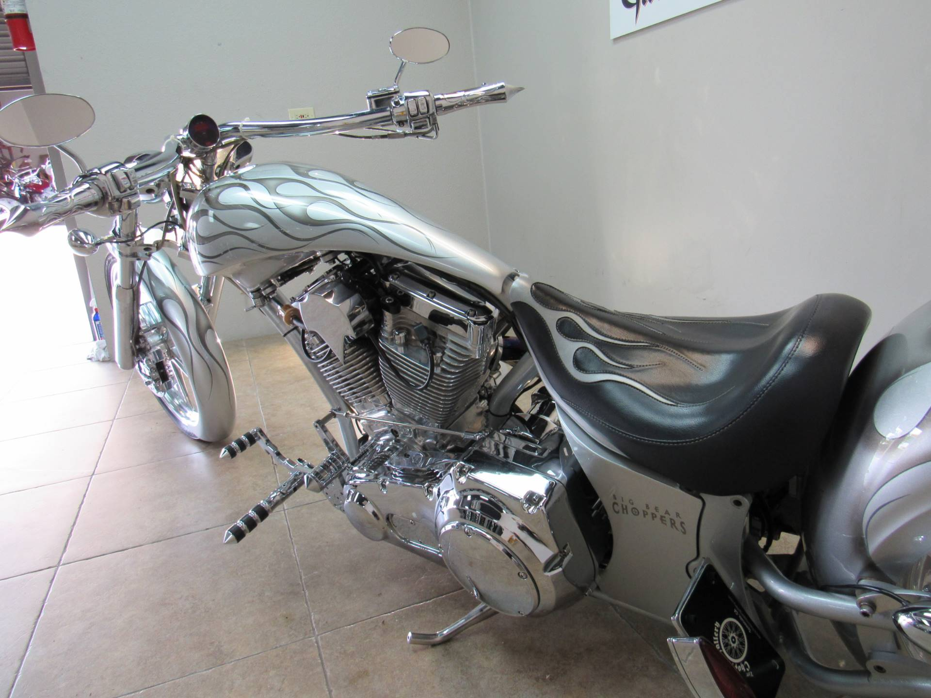 2006 Big Bear Choppers Sled Prostreet (CA) - [SLEDPROSTREET] - Silver in Temecula, California - Photo 24