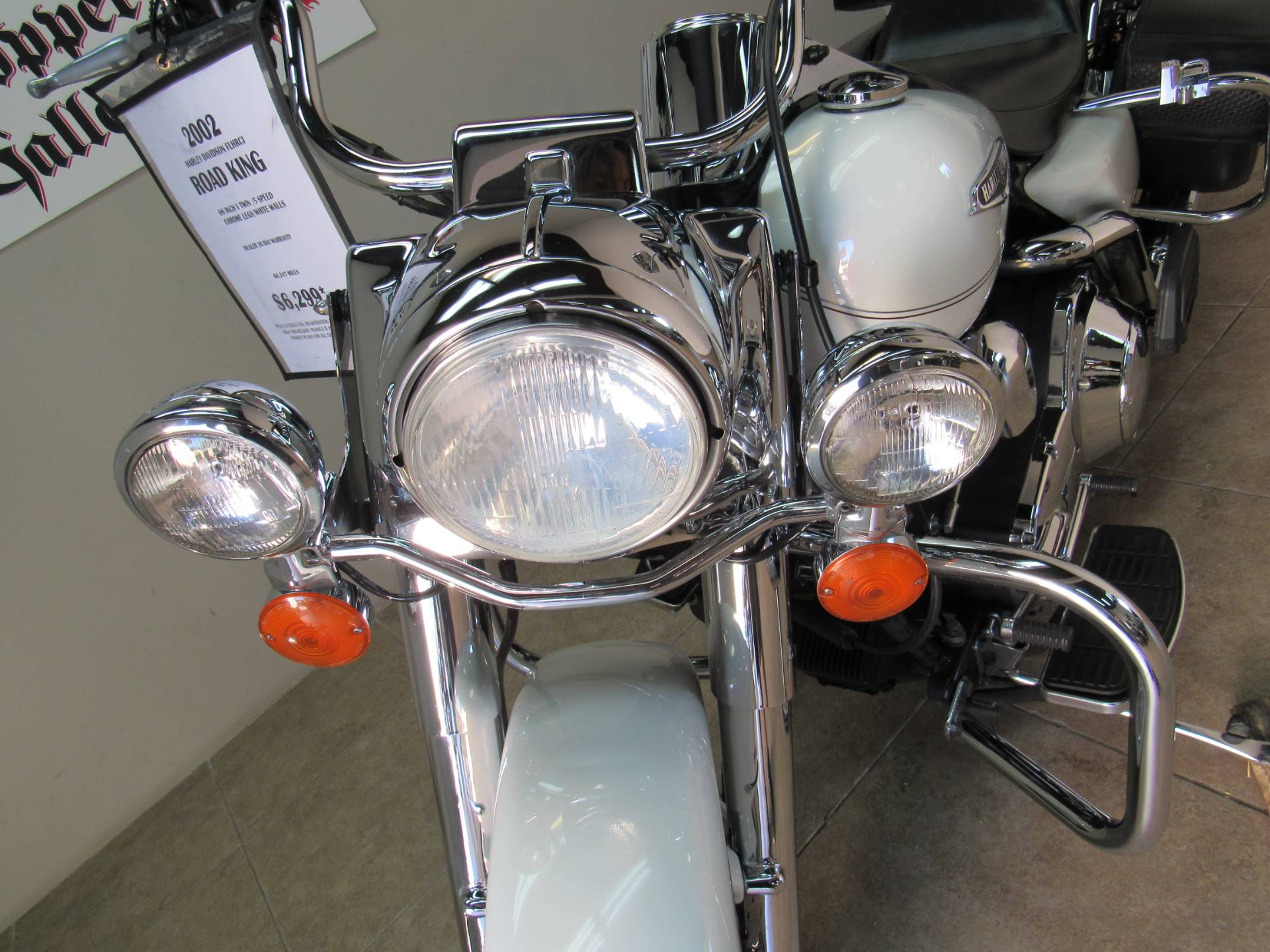 2002 Harley-Davidson FLHRCI Road King® Classic in Temecula, California - Photo 17