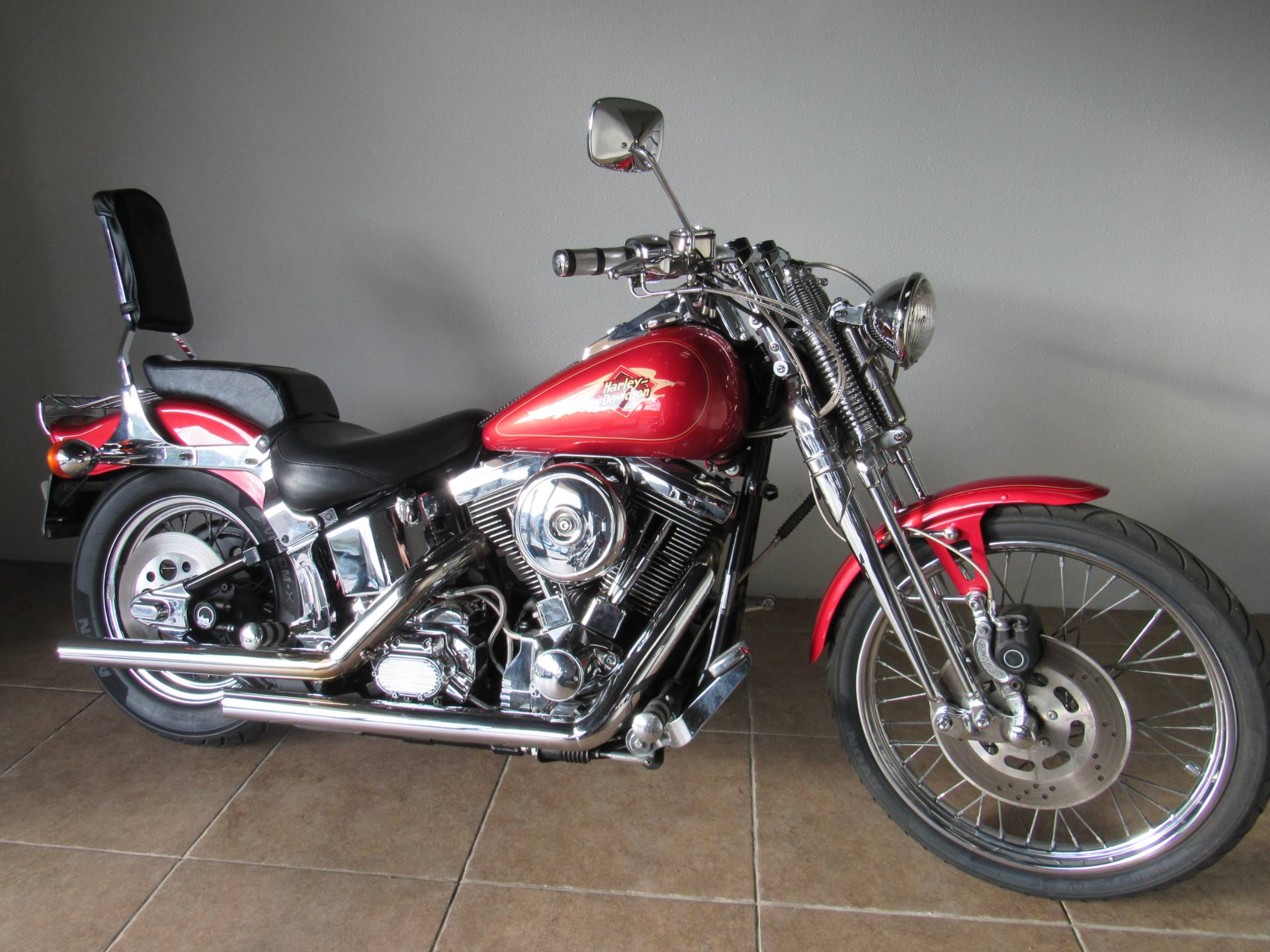 1996 Harley-Davidson SPRINGER SOFTAIL  EVOLUTION in Temecula, California - Photo 2