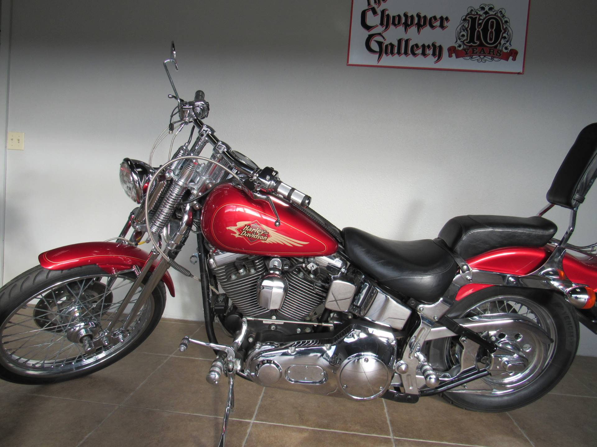 1996 Harley-Davidson SPRINGER SOFTAIL  EVOLUTION in Temecula, California - Photo 10