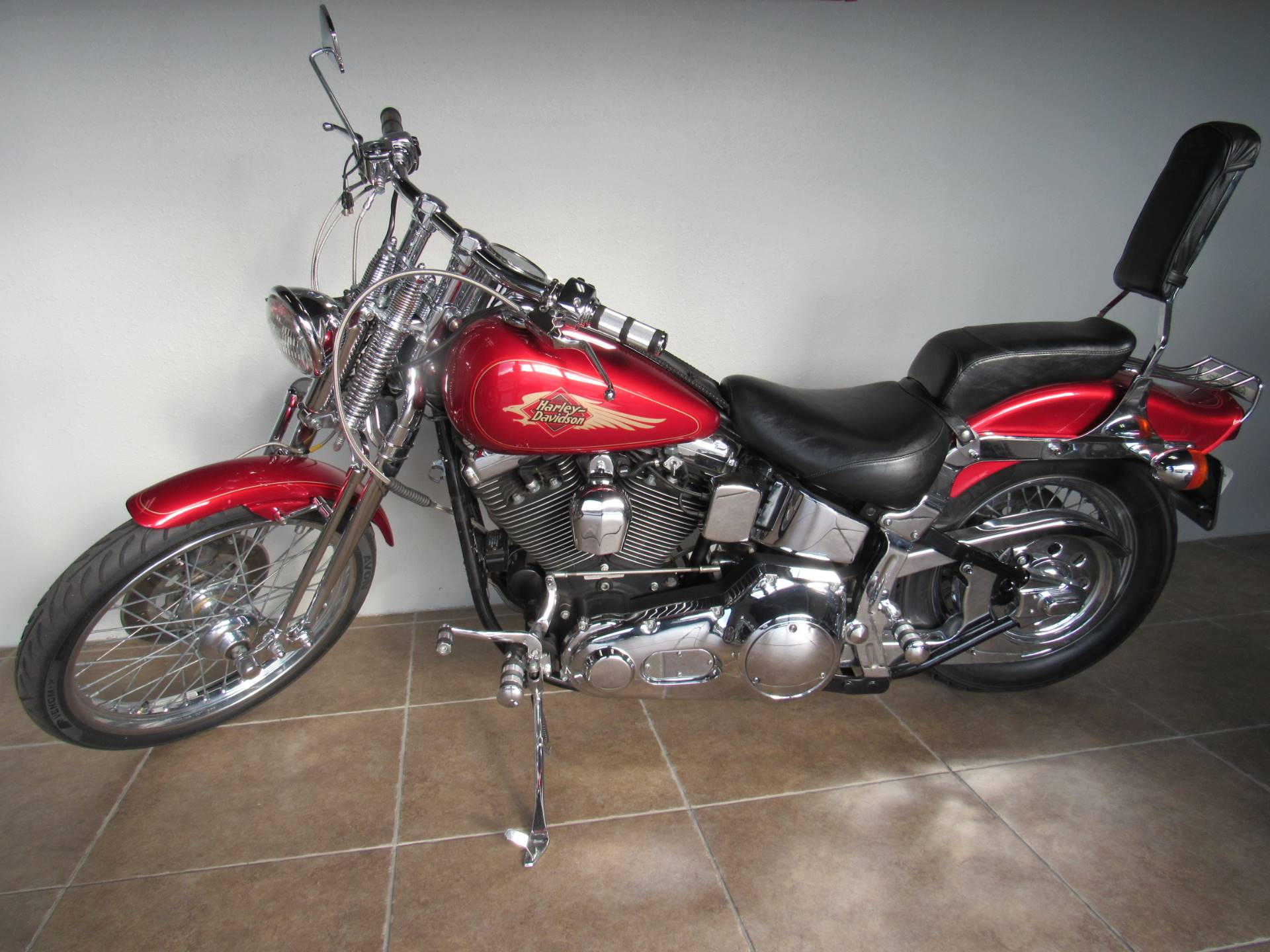 1996 Harley-Davidson SPRINGER SOFTAIL  EVOLUTION in Temecula, California - Photo 16