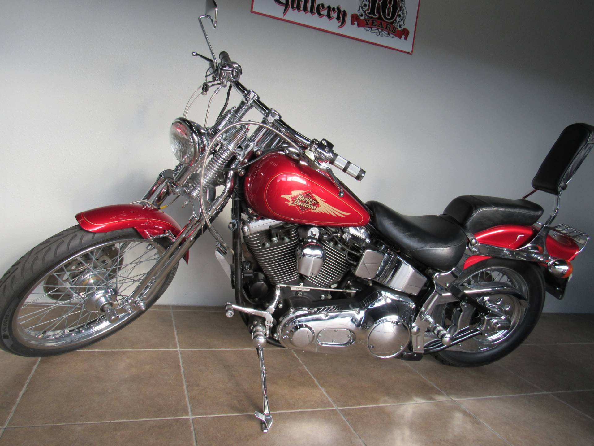 1996 Harley-Davidson SPRINGER SOFTAIL  EVOLUTION in Temecula, California - Photo 1
