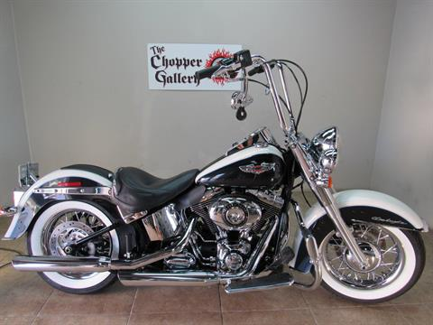 2012 Harley-Davidson Softail® Deluxe in Temecula, California - Photo 15