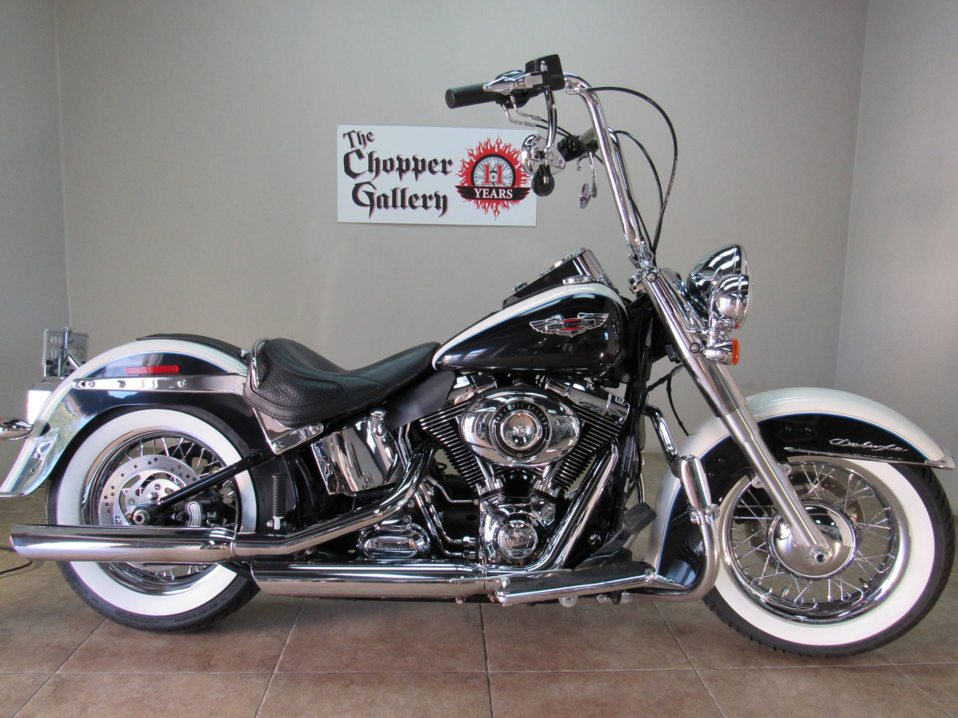 2012 Harley-Davidson Softail® Deluxe in Temecula, California - Photo 2