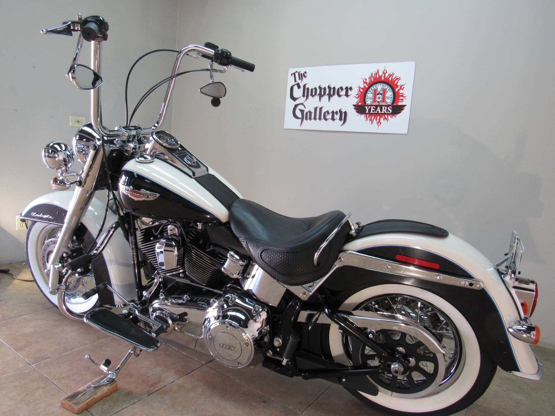 2012 Harley-Davidson Softail® Deluxe in Temecula, California - Photo 3