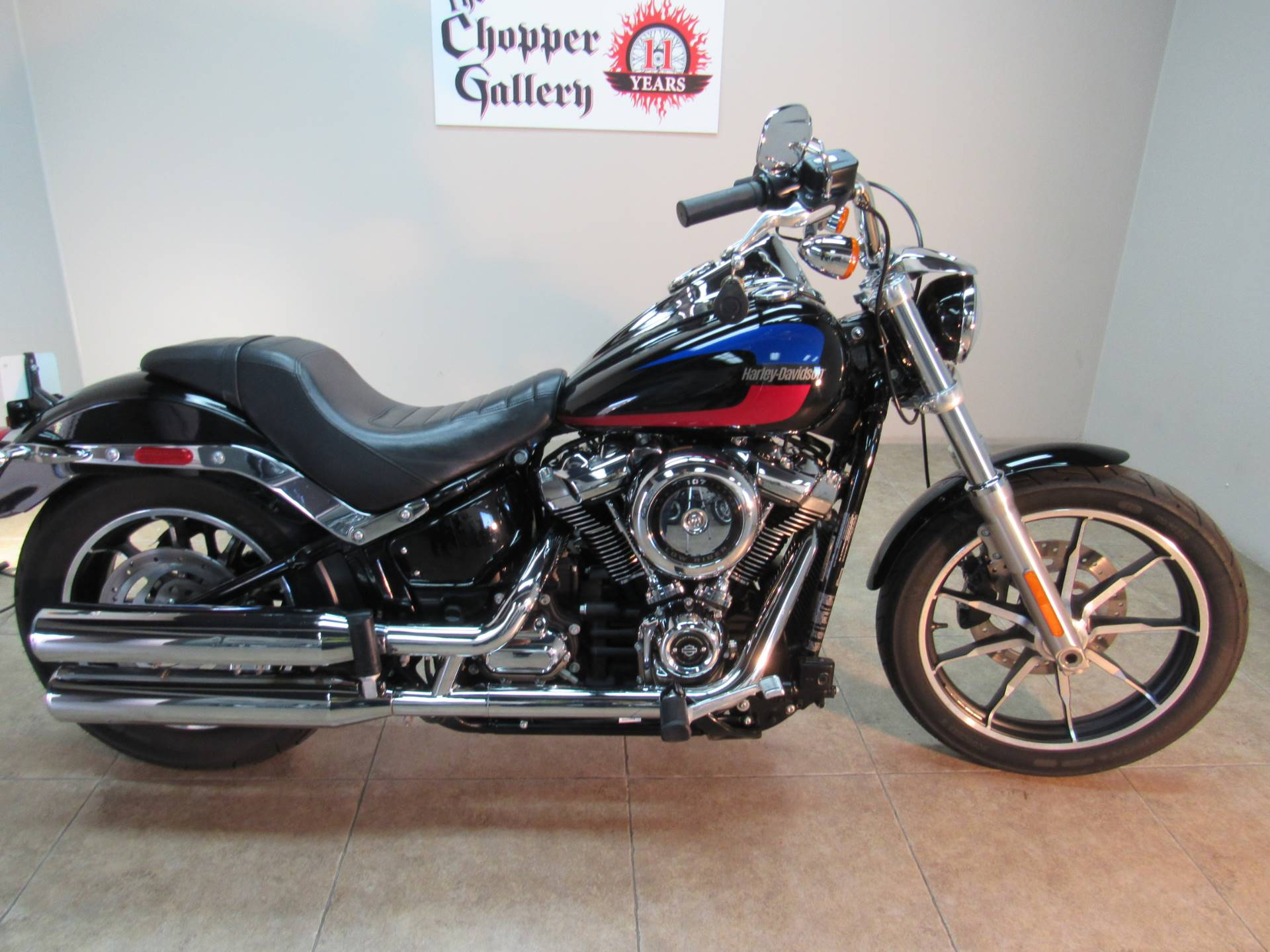 used 2018 harley davidson low rider 107 motorcycles in. Black Bedroom Furniture Sets. Home Design Ideas