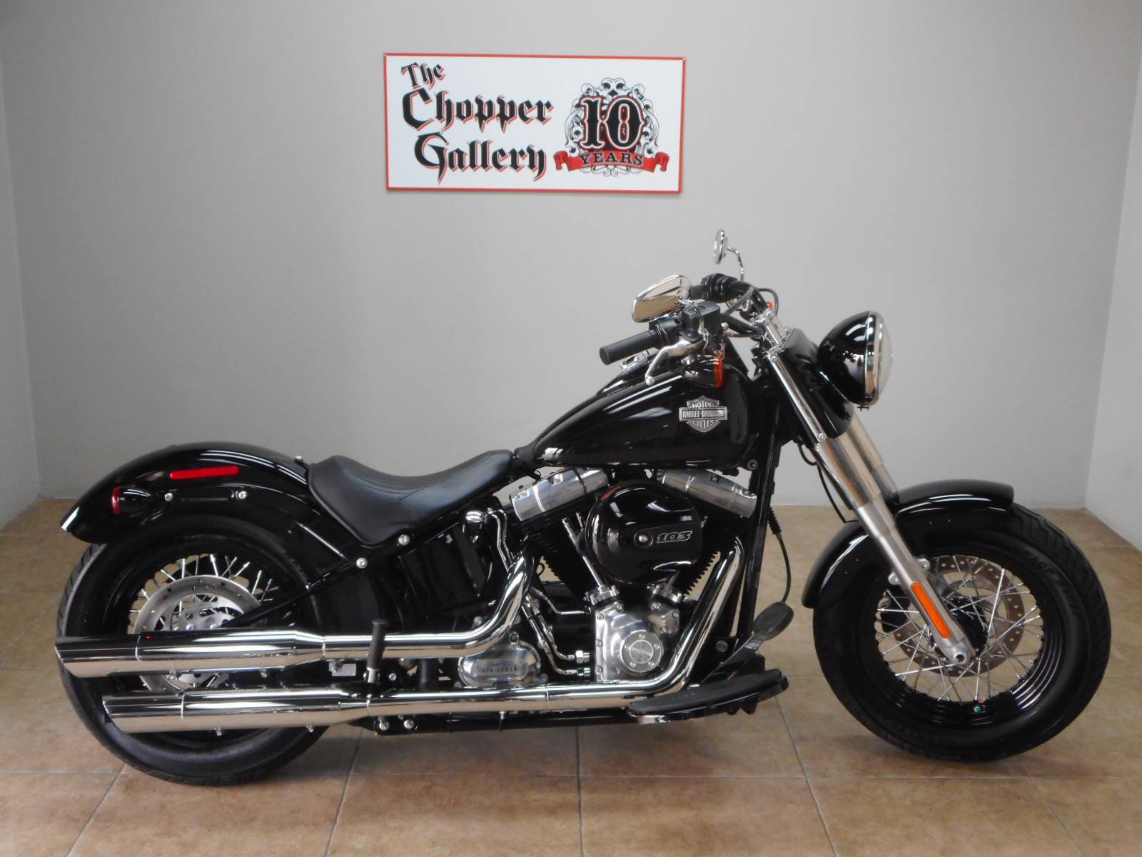 2016 Harley-Davidson Softail Slim® in Temecula, California