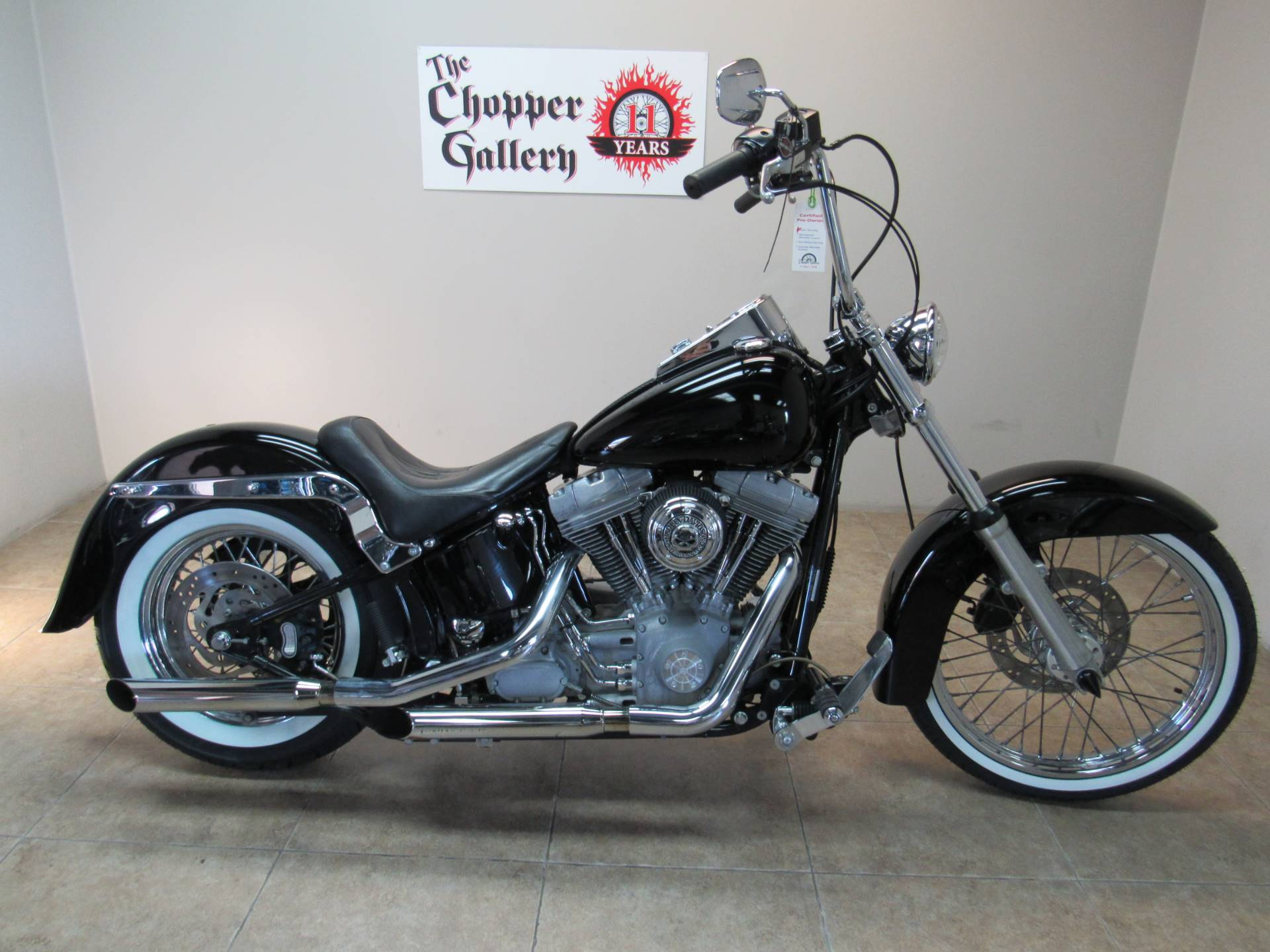 2002 Harley-Davidson FXST/FXSTI Softail®  Standard in Temecula, California - Photo 3