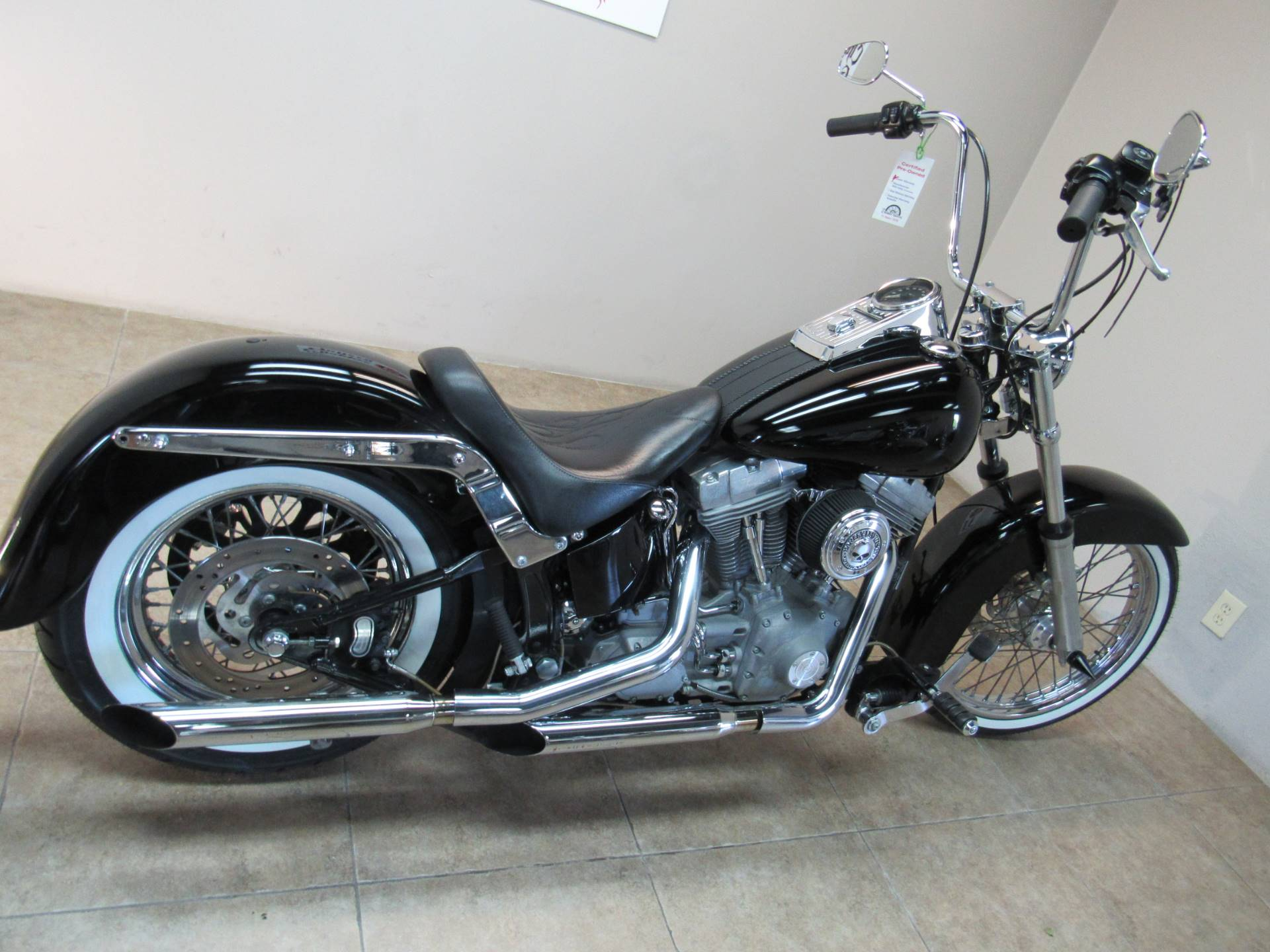 2002 Harley-Davidson FXST/FXSTI Softail®  Standard in Temecula, California - Photo 2