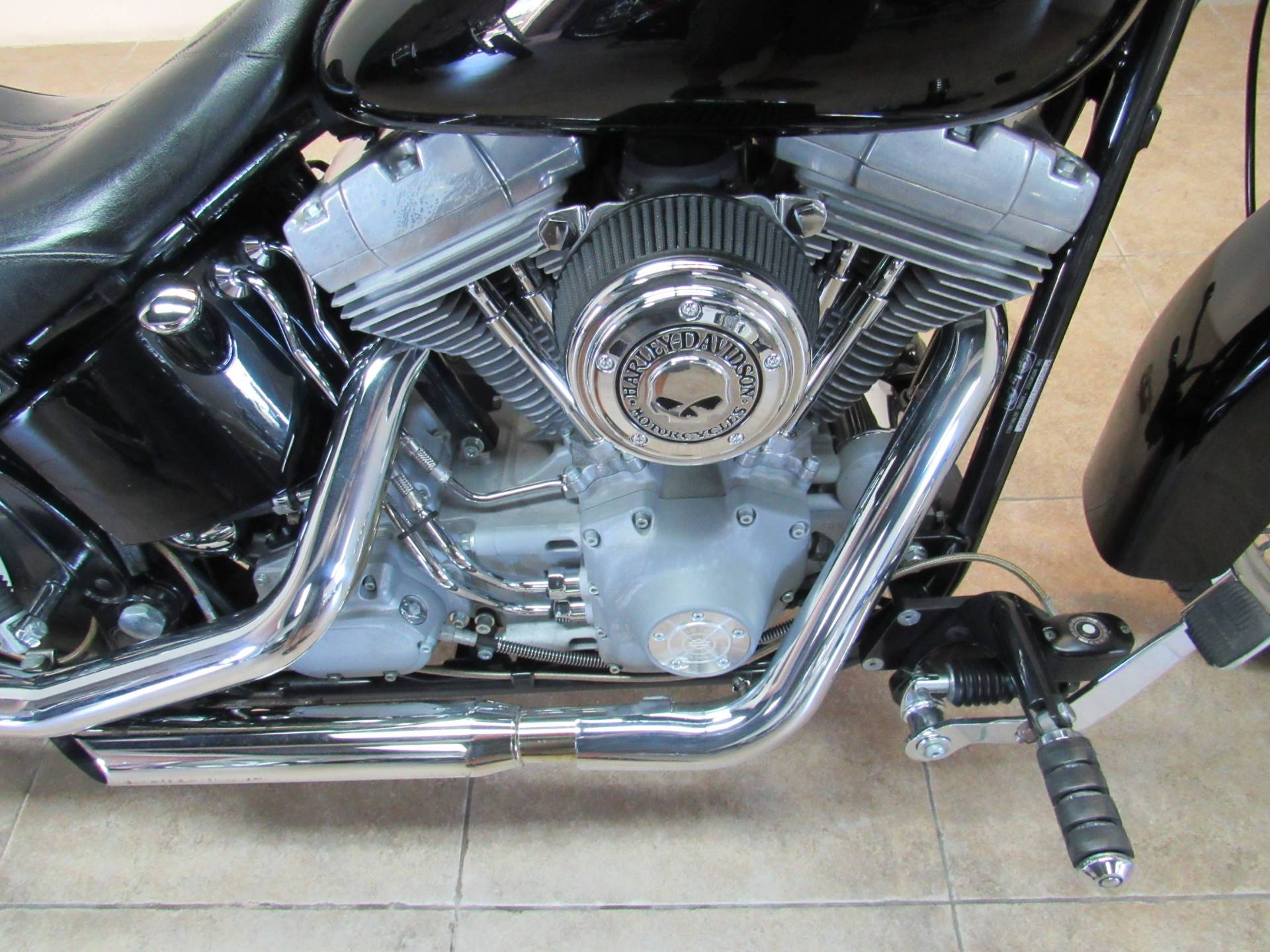 2002 Harley-Davidson FXST/FXSTI Softail®  Standard in Temecula, California - Photo 7