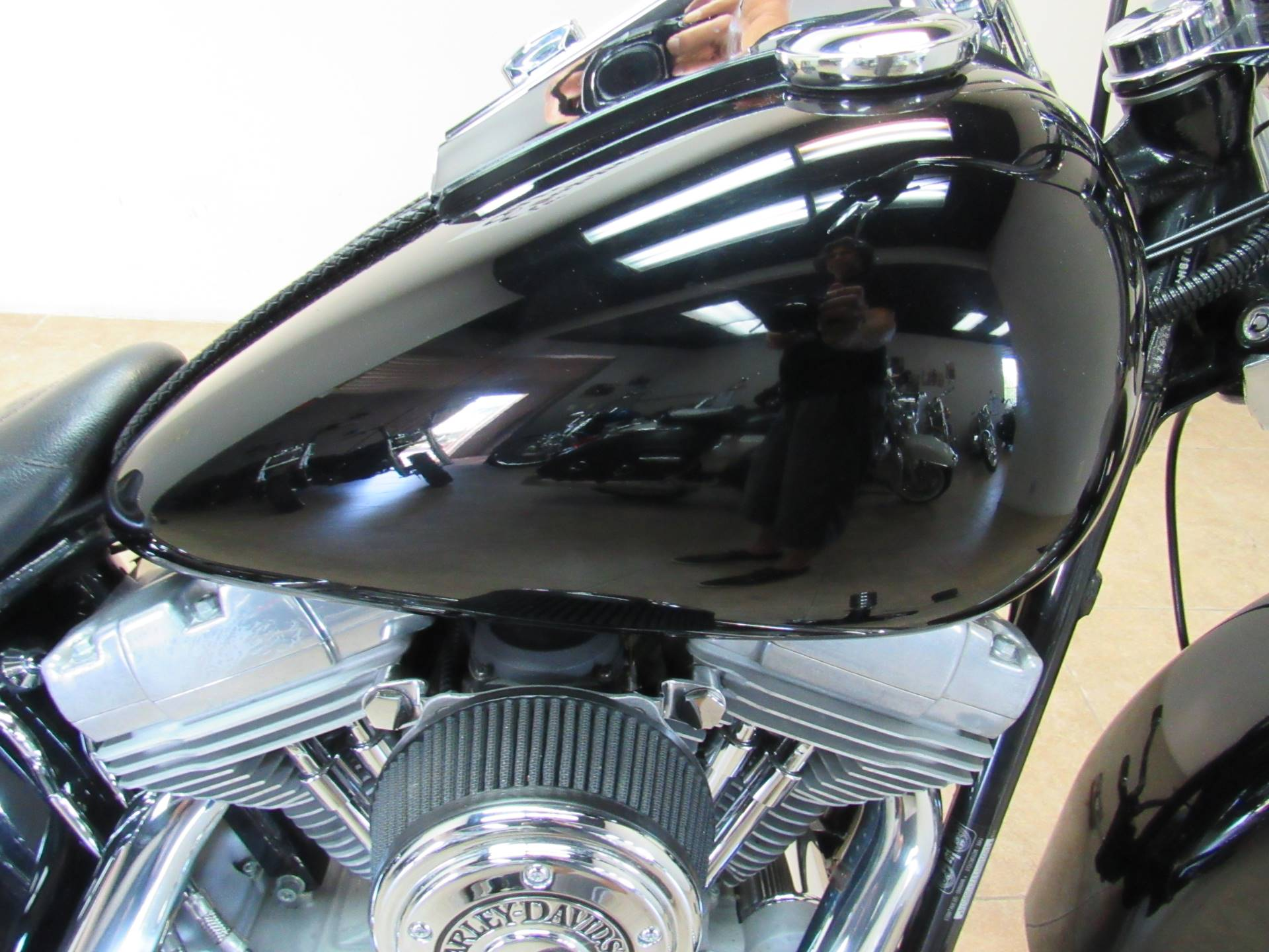 2002 Harley-Davidson FXST/FXSTI Softail®  Standard in Temecula, California - Photo 10