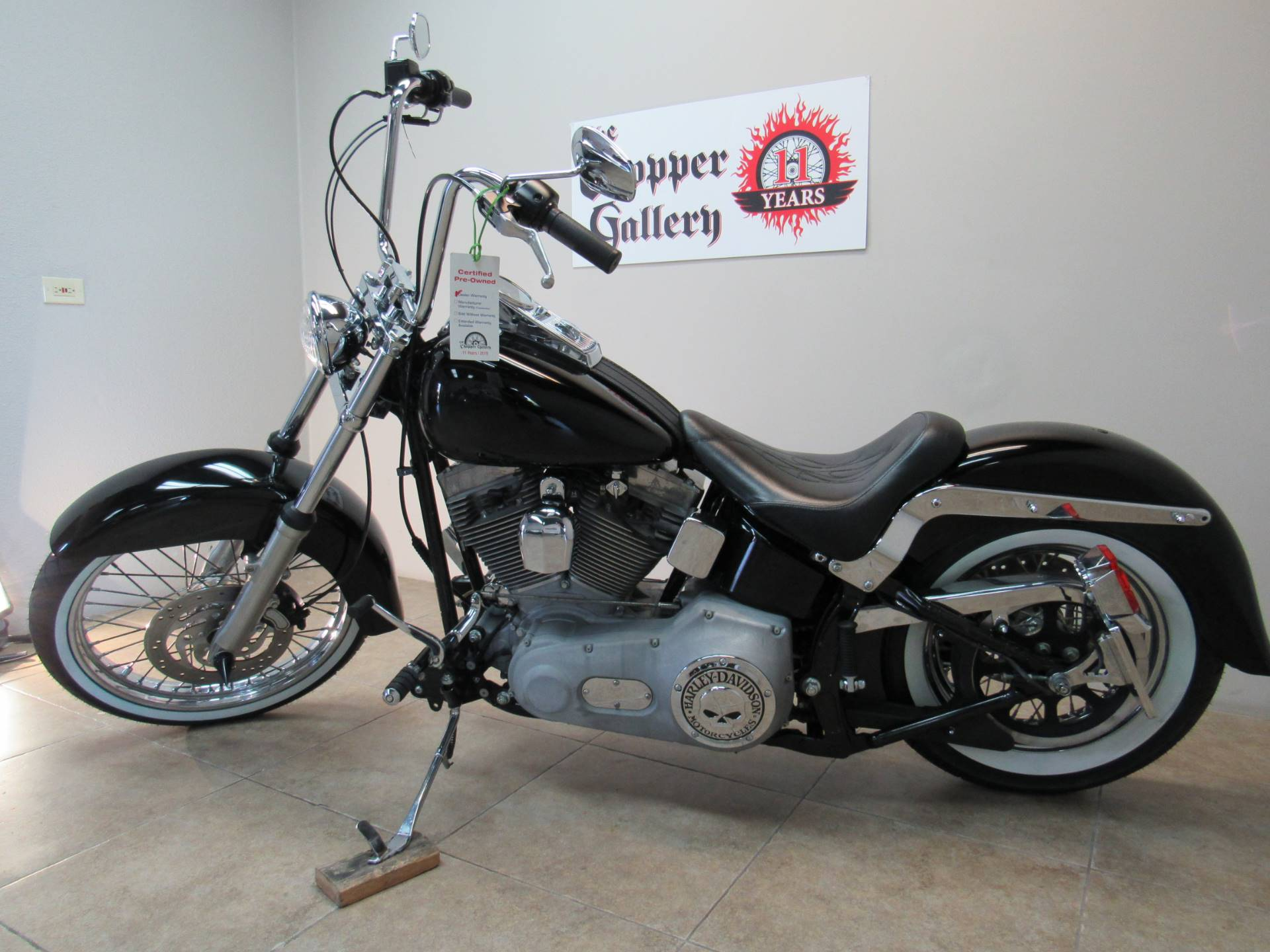 2002 Harley-Davidson FXST/FXSTI Softail®  Standard in Temecula, California - Photo 1