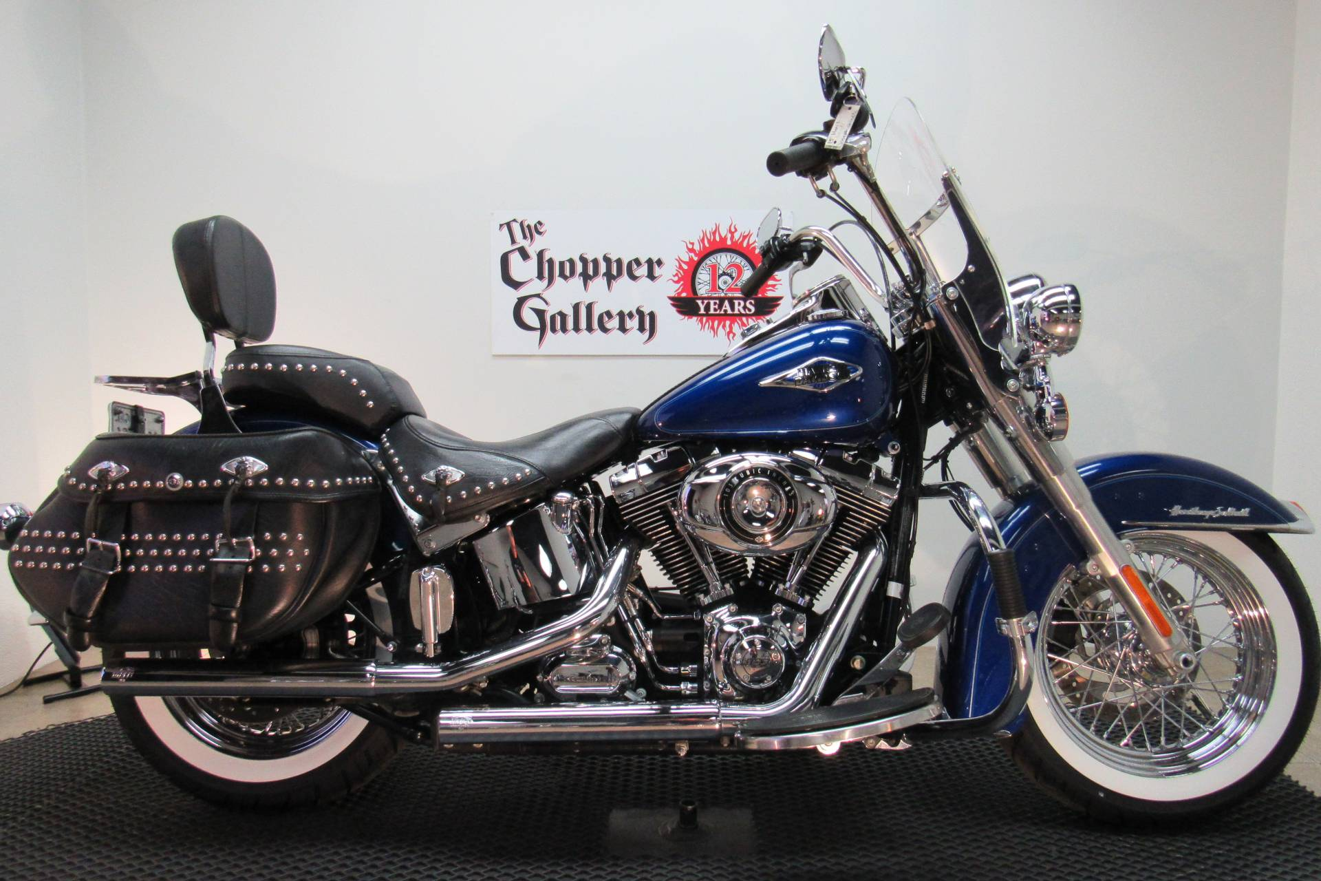 2015 Harley-Davidson Heritage Softail® Classic in Temecula, California - Photo 1