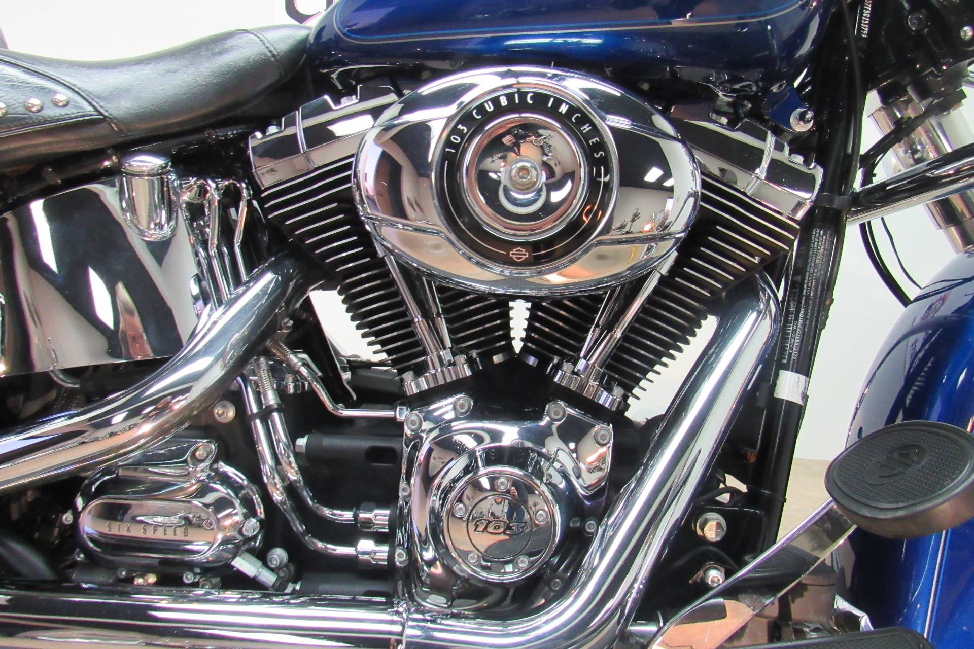2015 Harley-Davidson Heritage Softail® Classic in Temecula, California - Photo 12