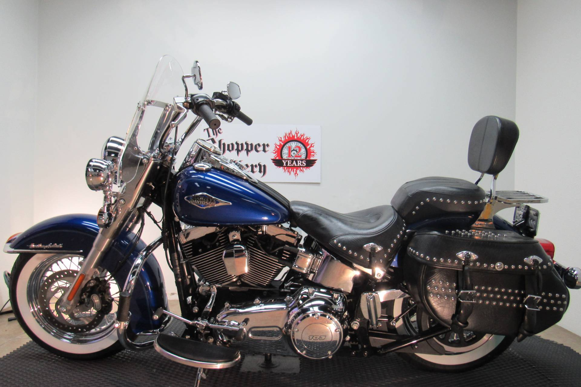 2015 Harley-Davidson Heritage Softail® Classic in Temecula, California - Photo 2