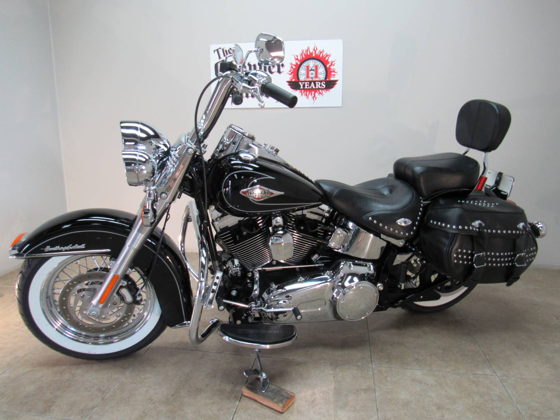 2010 Harley-Davidson Heritage Softail® Classic in Temecula, California - Photo 20