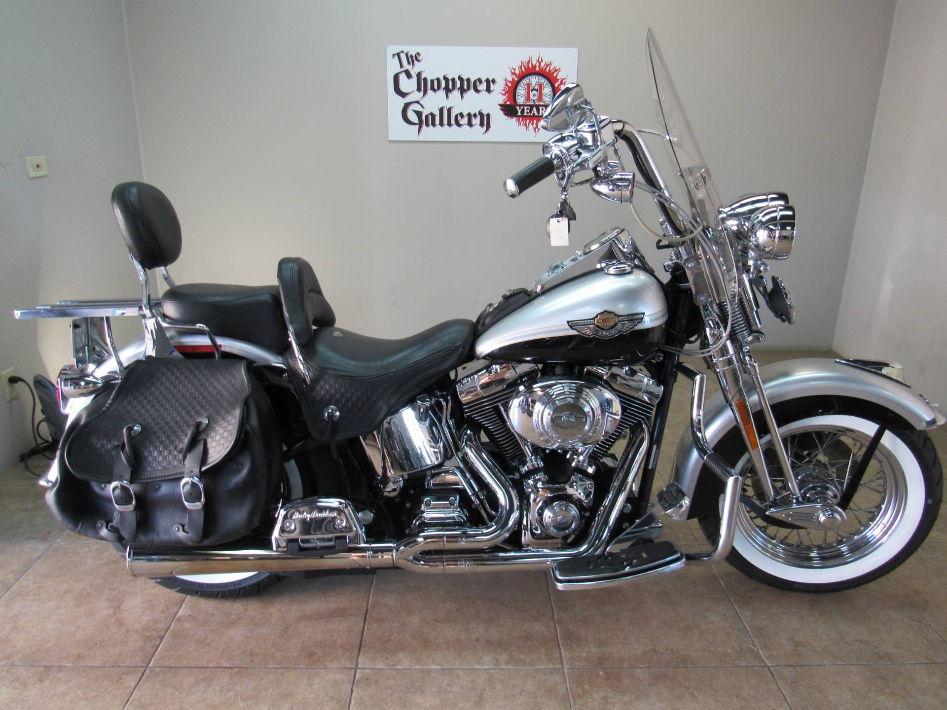 2003 Harley-Davidson FLSTS/FLSTSI Heritage Springer® in Temecula, California - Photo 2