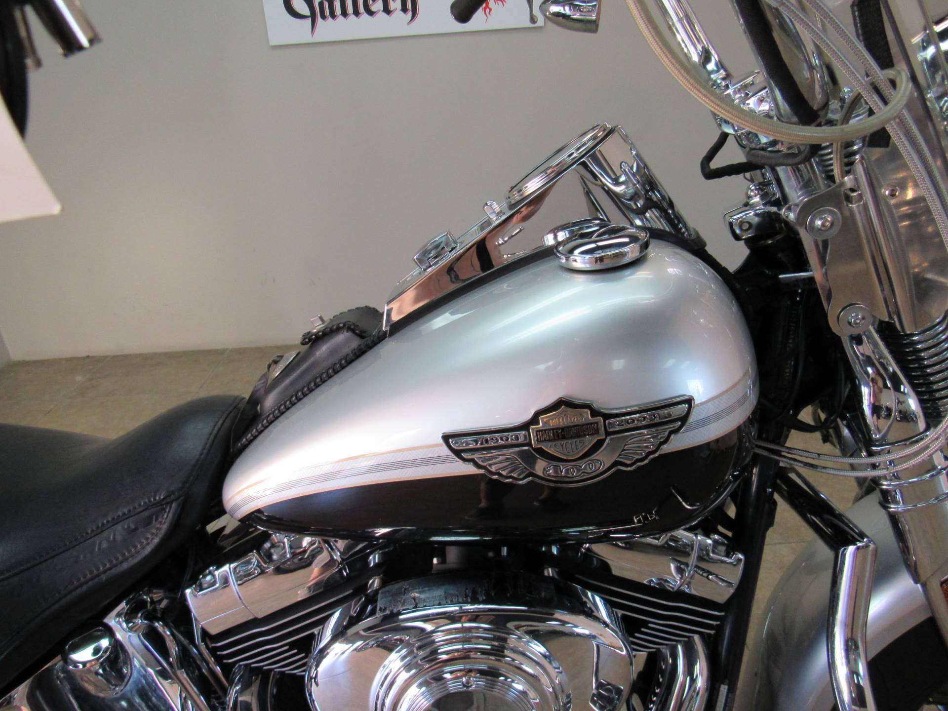 2003 Harley-Davidson FLSTS/FLSTSI Heritage Springer® in Temecula, California - Photo 4