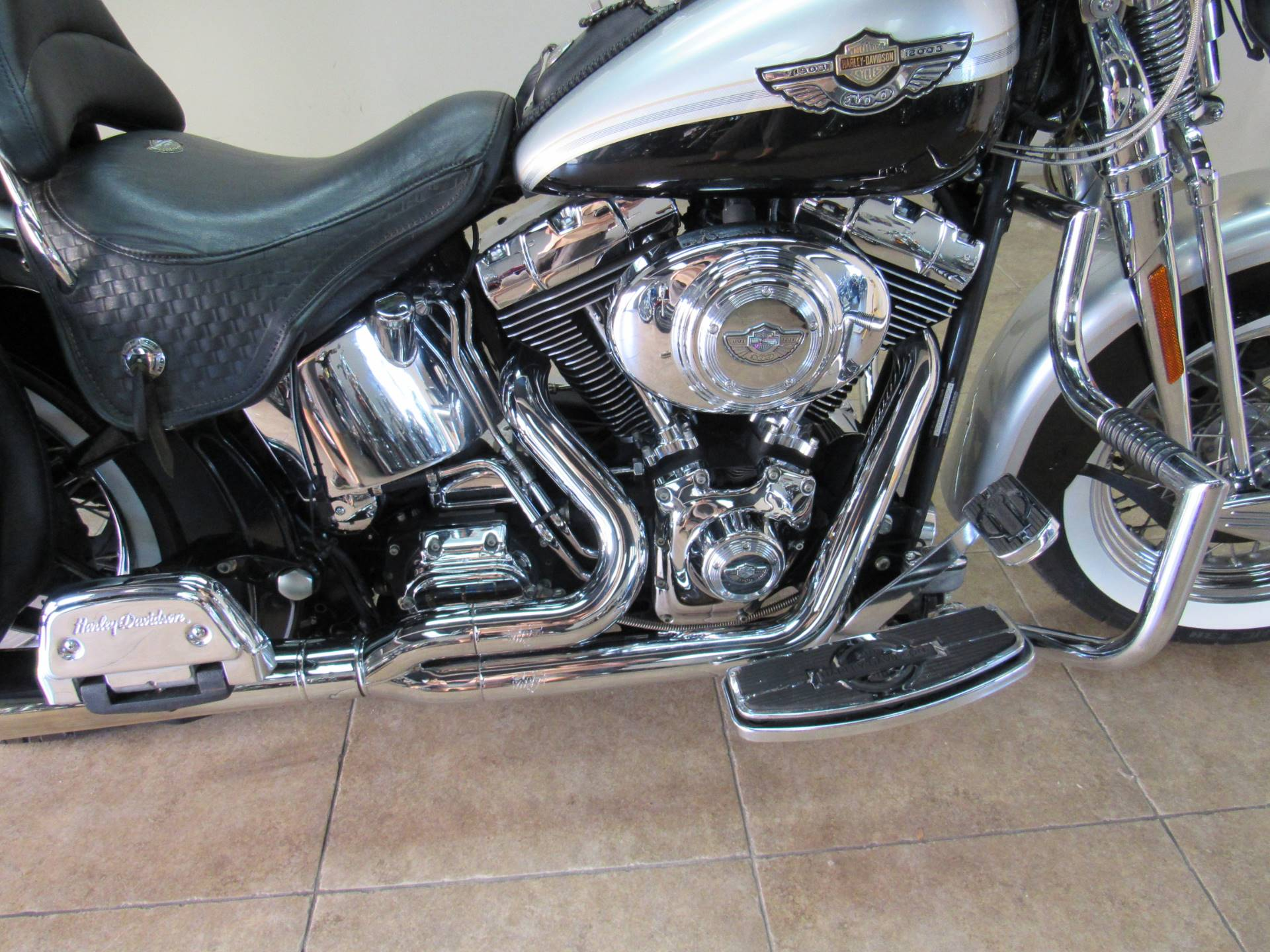 2003 Harley-Davidson FLSTS/FLSTSI Heritage Springer® in Temecula, California - Photo 15