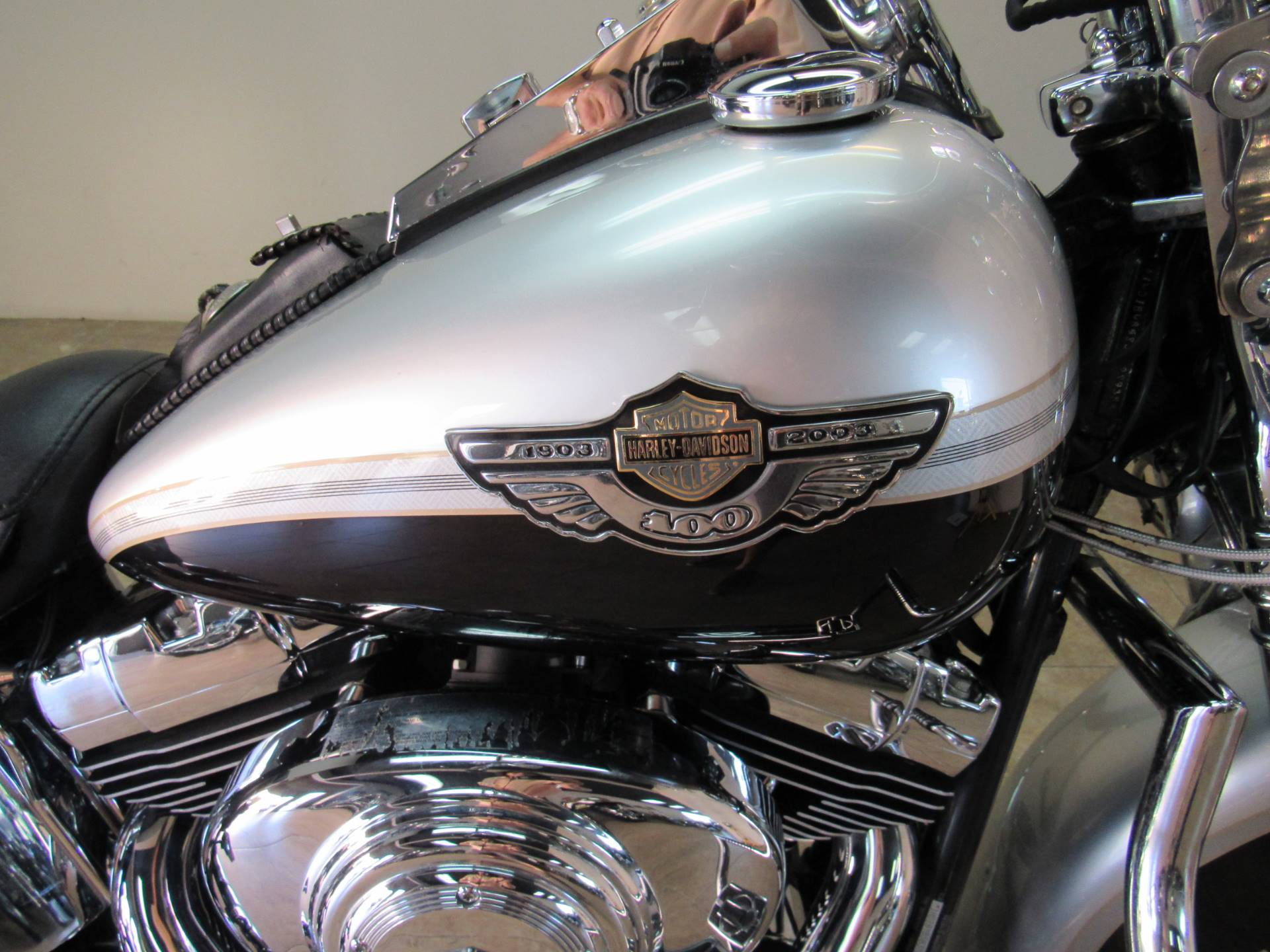 2003 Harley-Davidson FLSTS/FLSTSI Heritage Springer® in Temecula, California - Photo 18