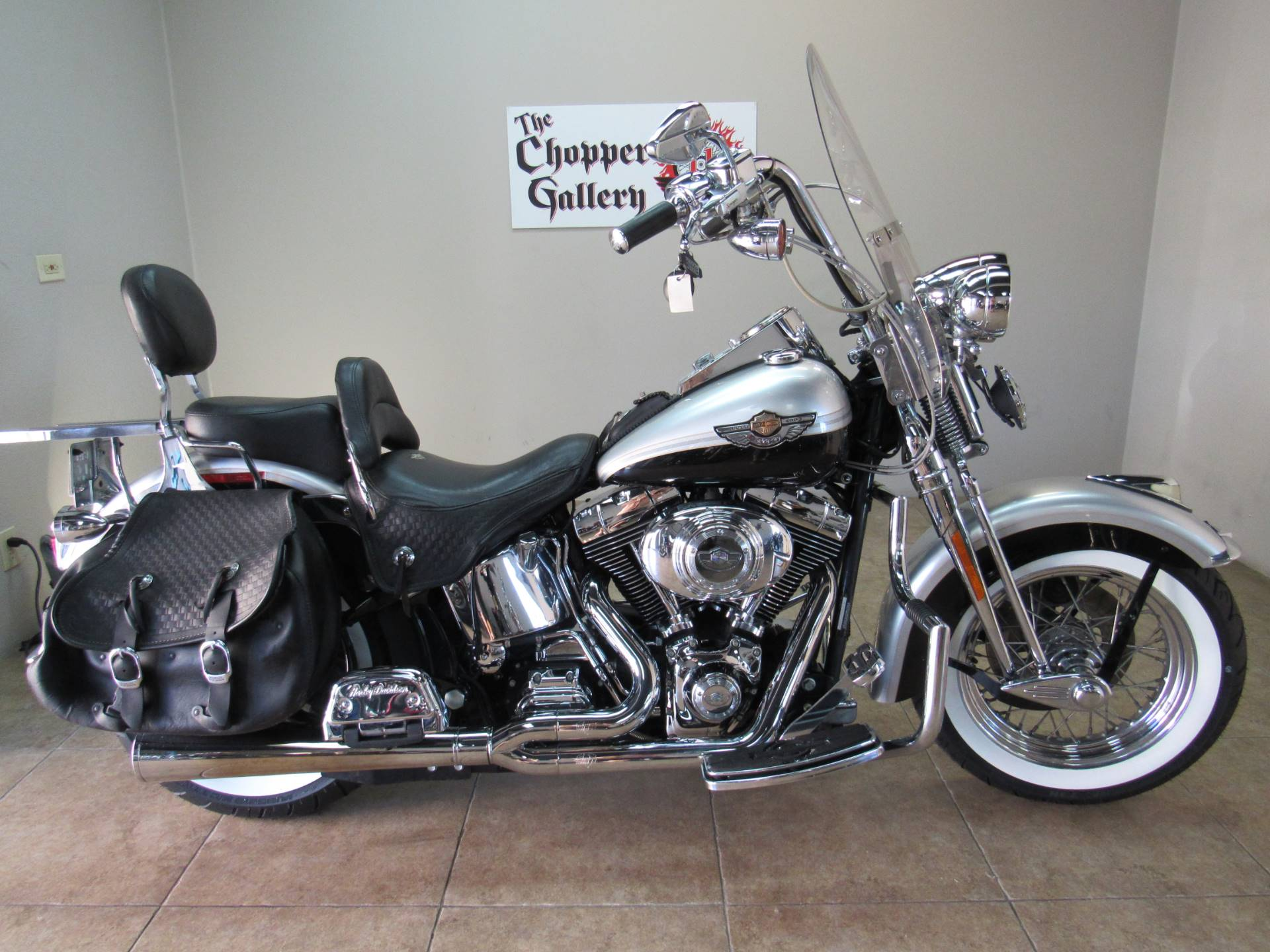2003 Harley-Davidson FLSTS/FLSTSI Heritage Springer® in Temecula, California - Photo 3