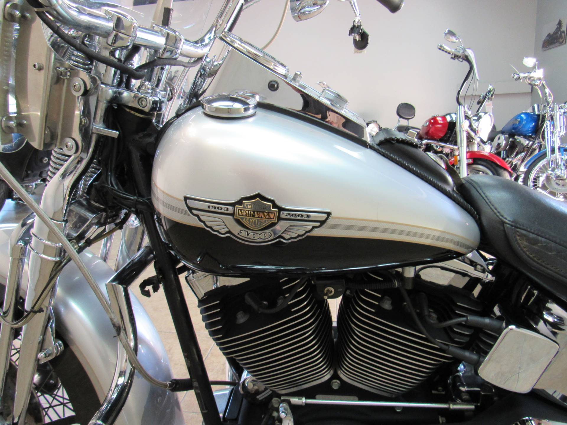 2003 Harley-Davidson FLSTS/FLSTSI Heritage Springer® in Temecula, California - Photo 21