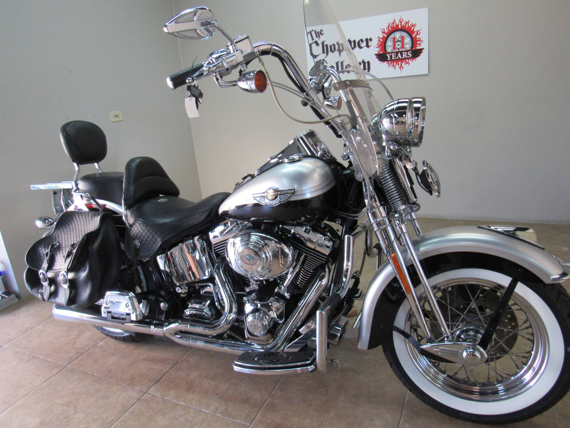 2003 Harley-Davidson FLSTS/FLSTSI Heritage Springer® in Temecula, California - Photo 5