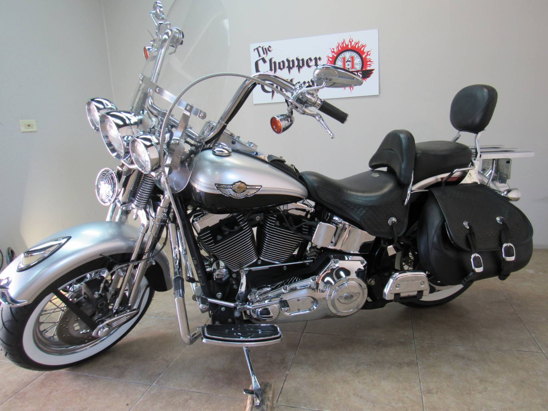 2003 Harley-Davidson FLSTS/FLSTSI Heritage Springer® in Temecula, California - Photo 1
