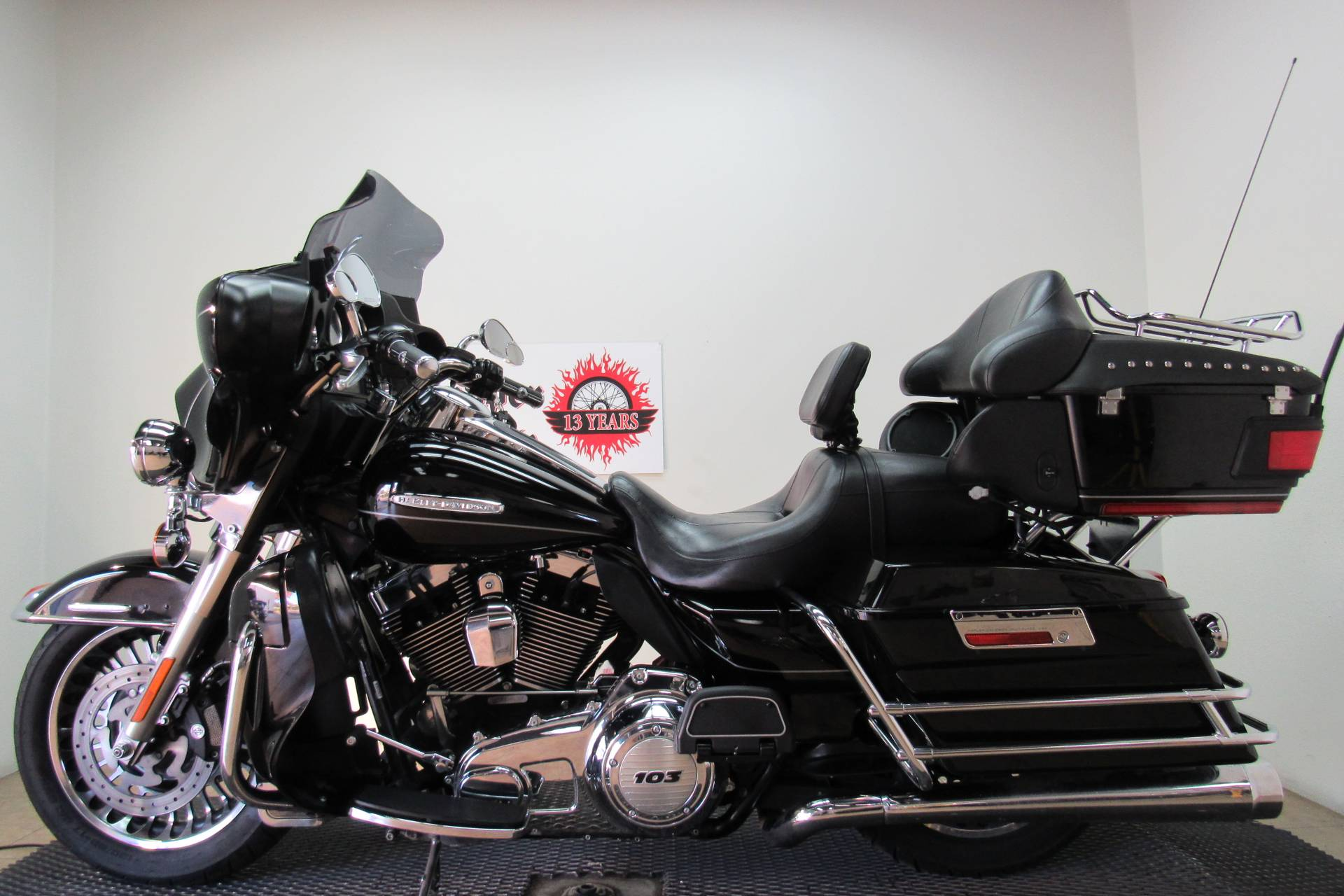 2011 Harley-Davidson Electra Glide® Ultra Limited in Temecula, California - Photo 1