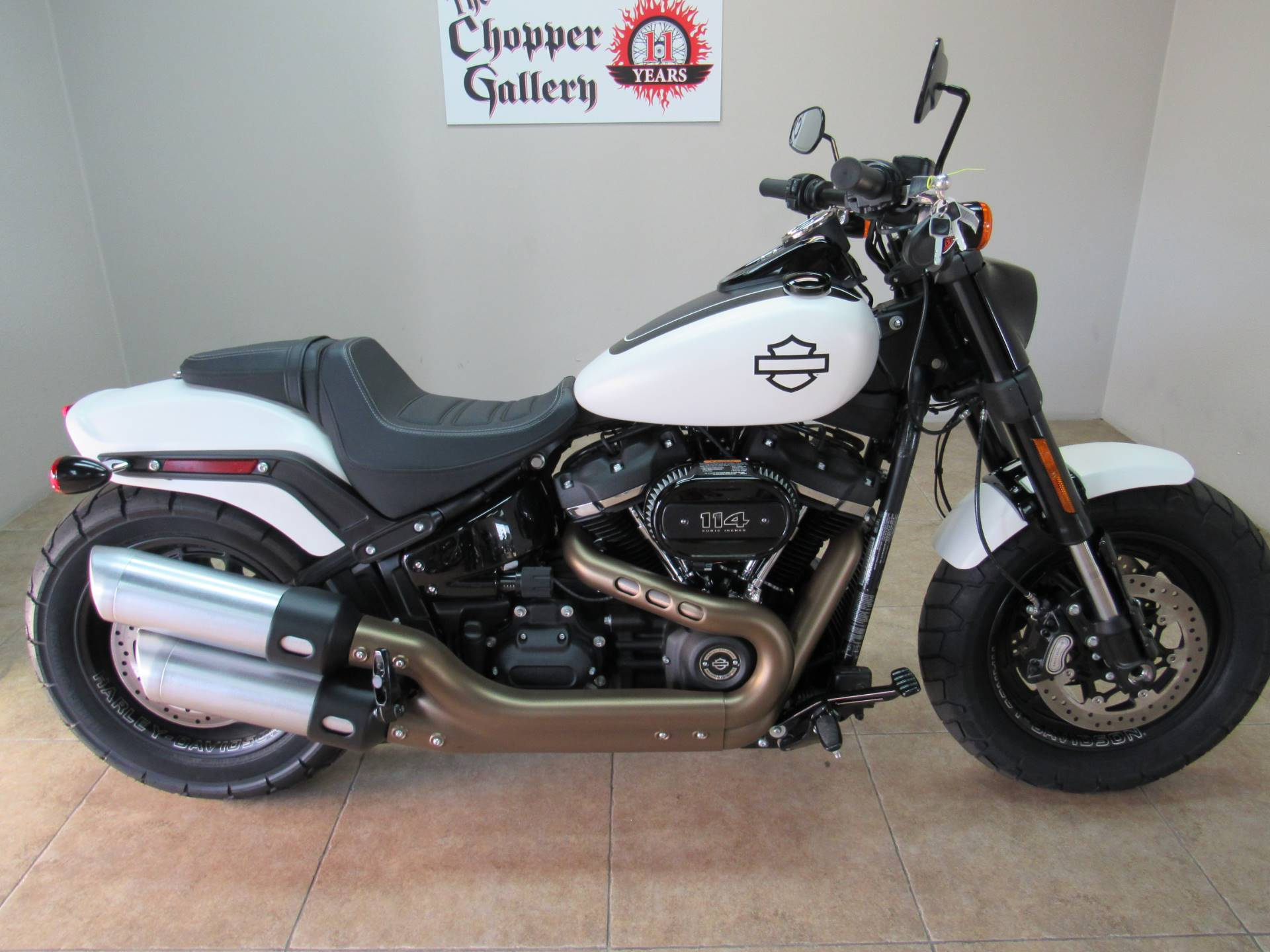 2018 Harley-Davidson Fat Bob® 114 in Temecula, California