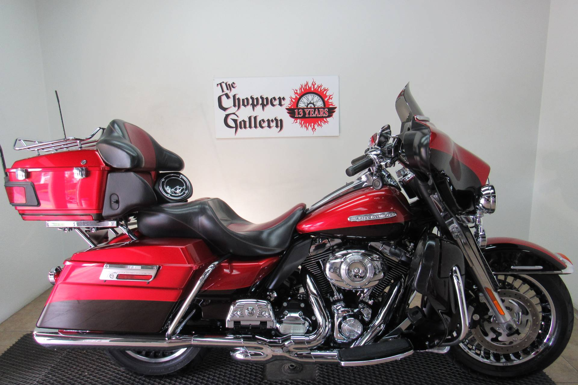 2012 Harley-Davidson Electra Glide® Ultra Limited in Temecula, California - Photo 1