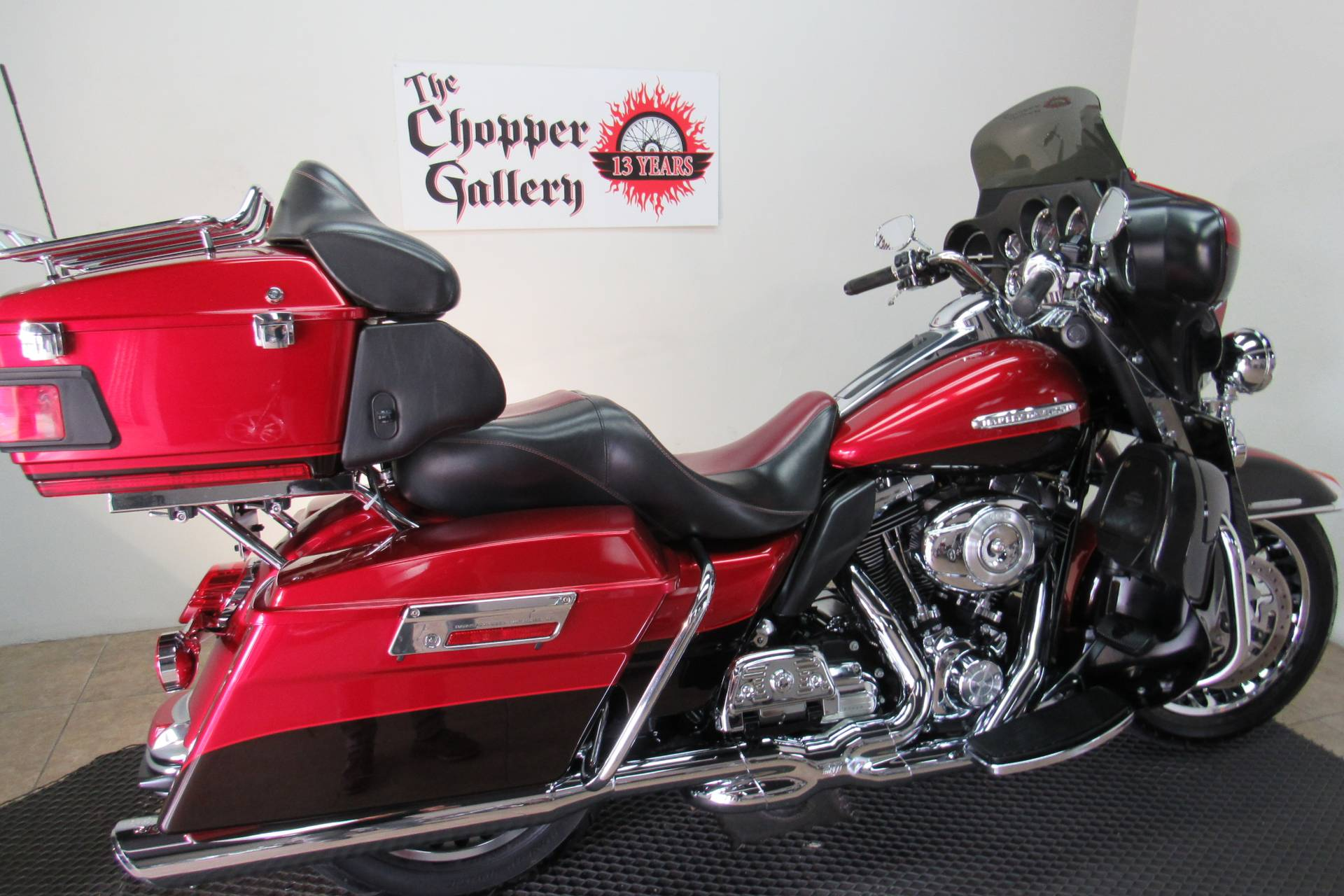 2012 Harley-Davidson Electra Glide® Ultra Limited in Temecula, California - Photo 5
