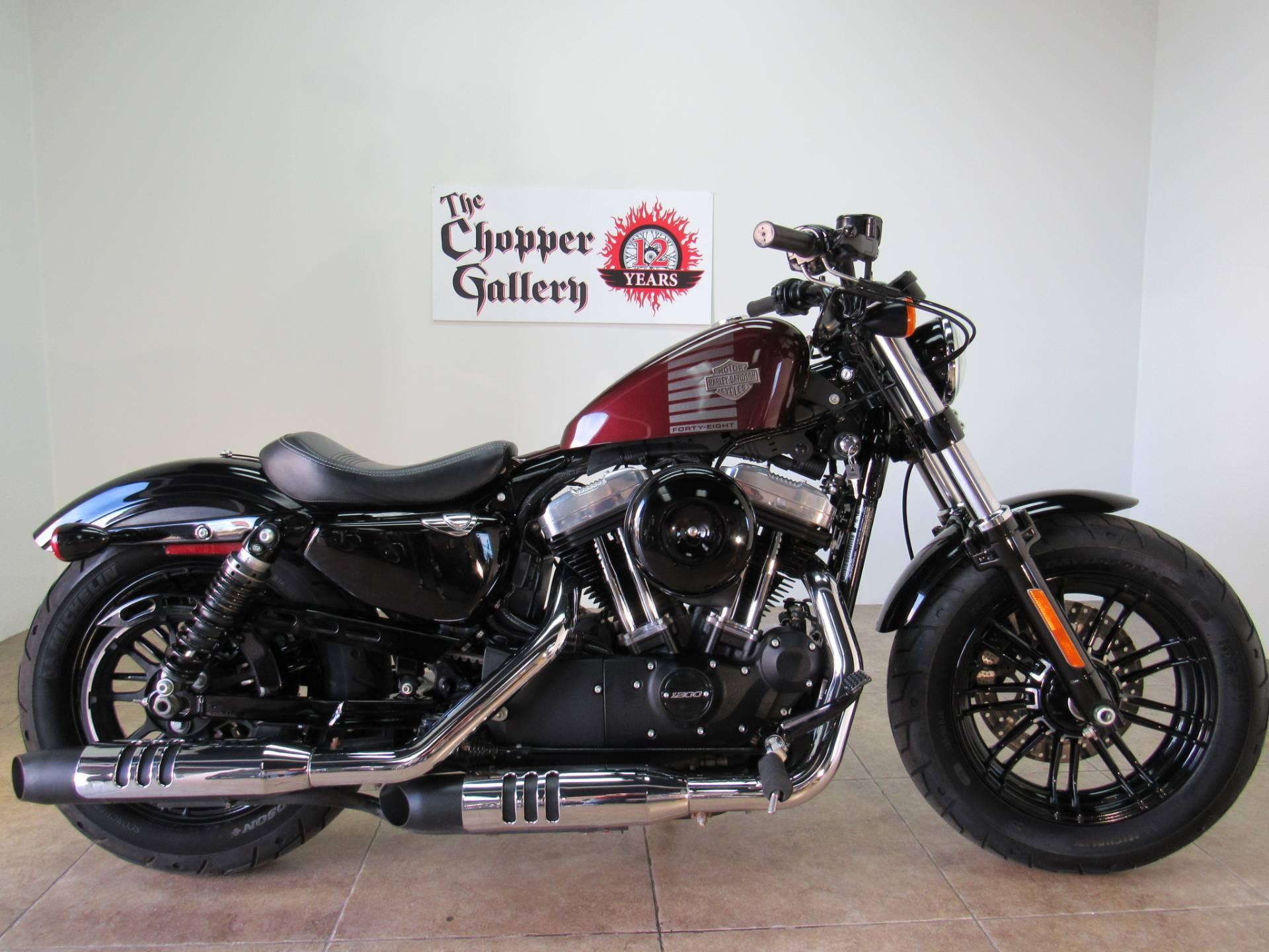 2018 Harley-Davidson Forty-Eight® in Temecula, California - Photo 1
