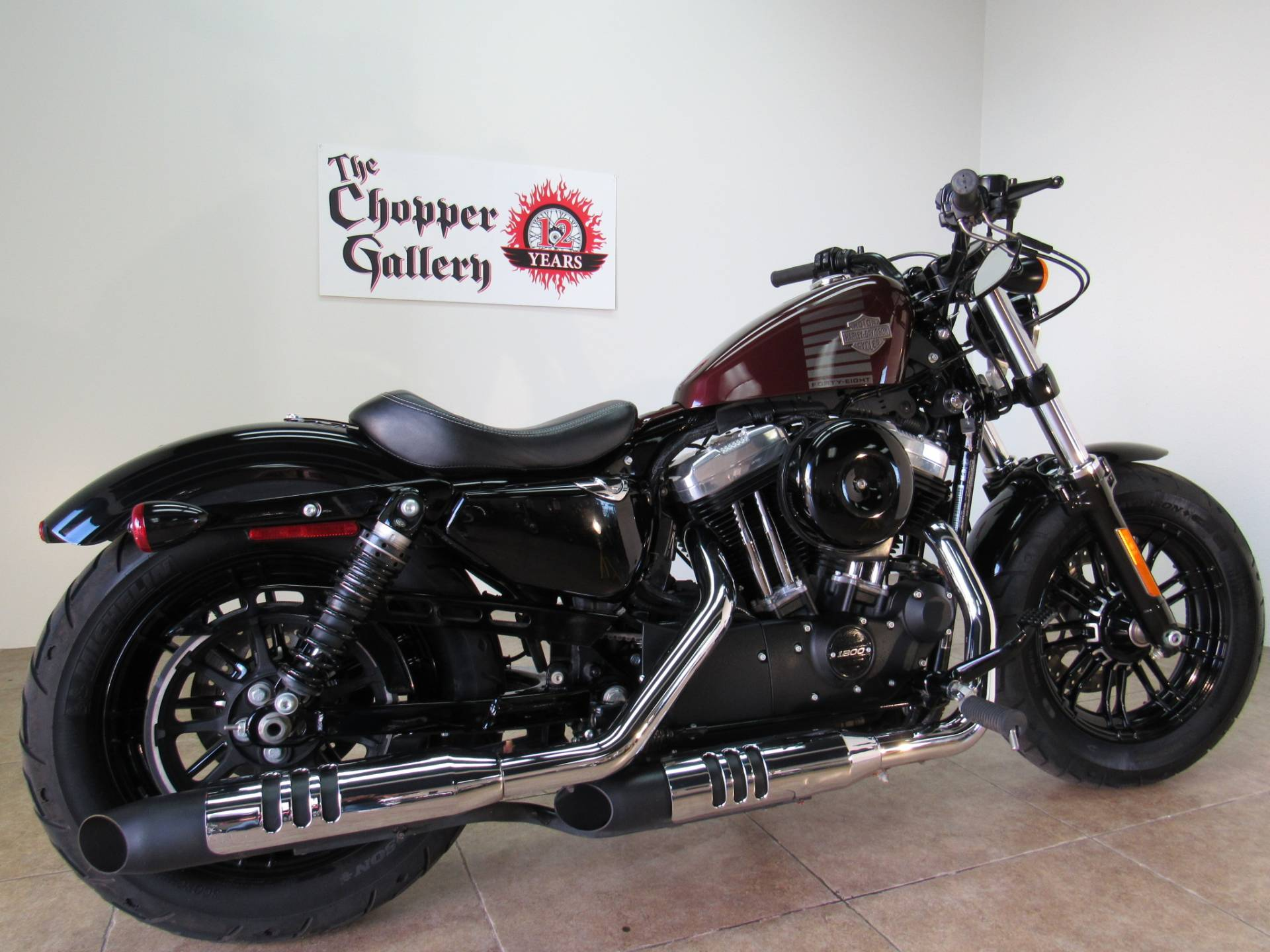 2018 Harley-Davidson Forty-Eight® in Temecula, California - Photo 12