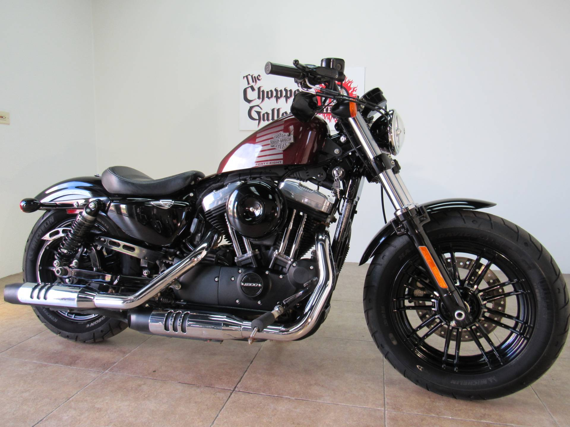 2018 Harley-Davidson Forty-Eight® in Temecula, California - Photo 3