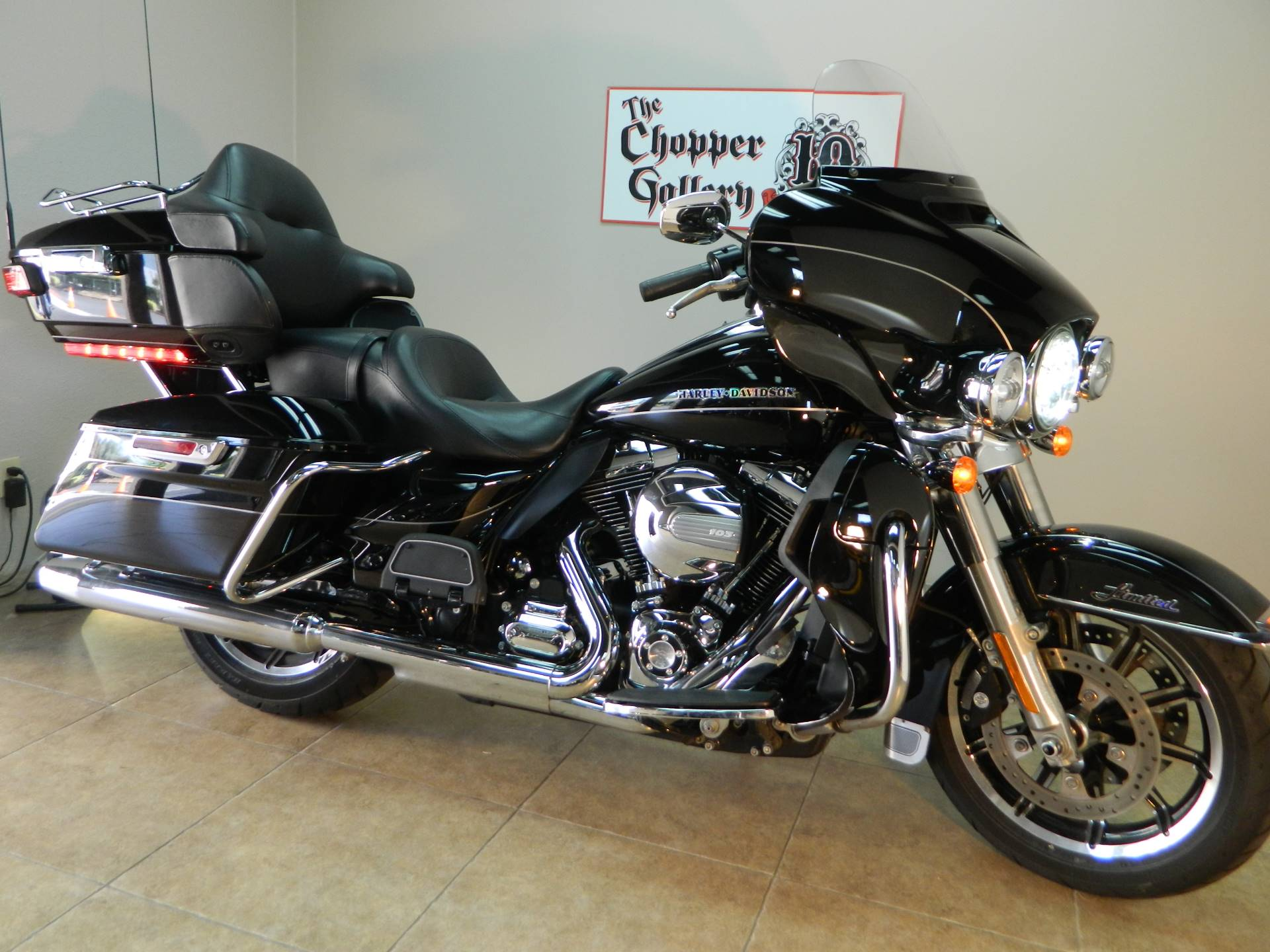 2014 Harley-Davidson Ultra Limited in Temecula, California
