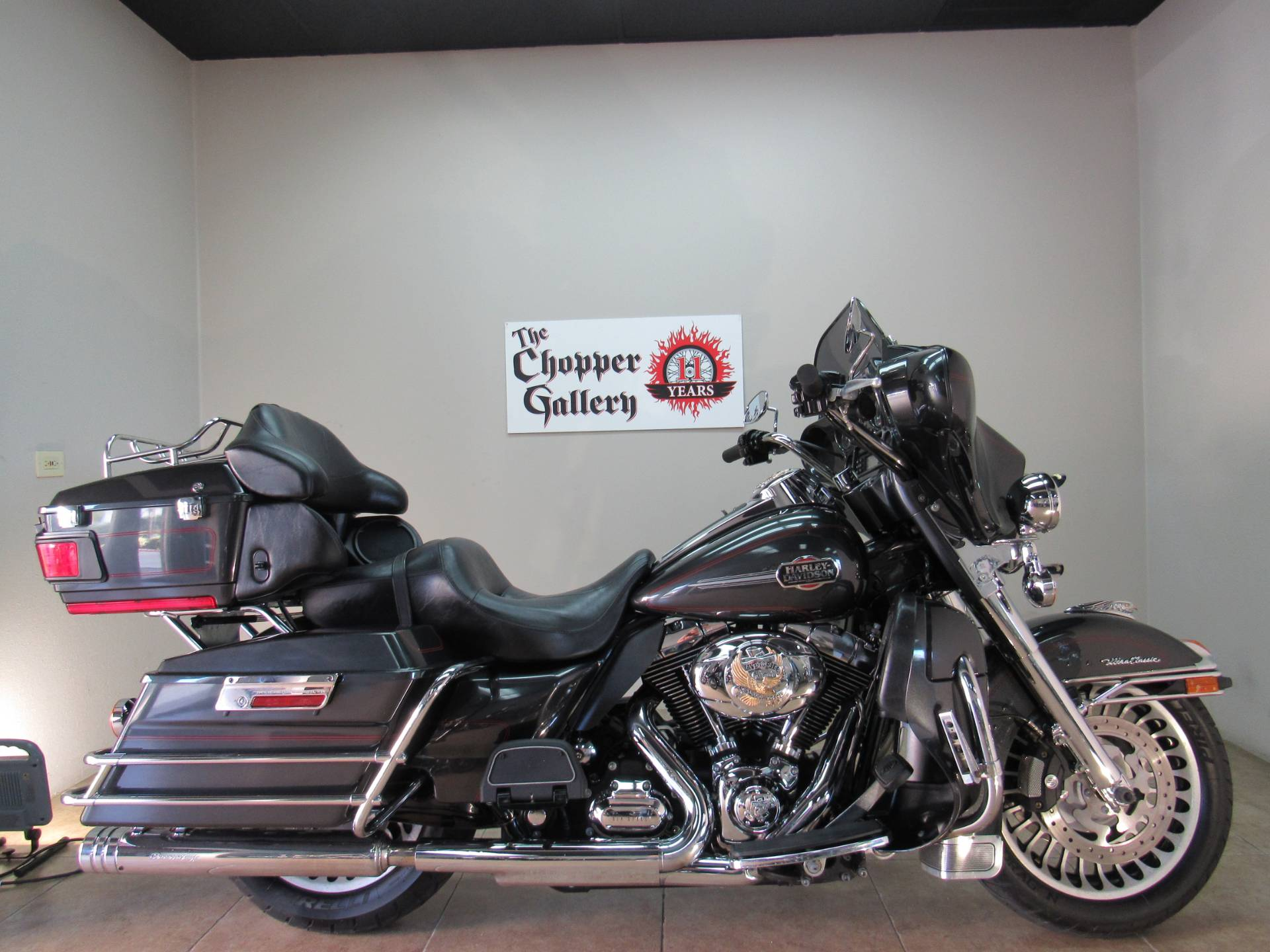 2009 Harley-Davidson Ultra Classic® Electra Glide® in Temecula, California - Photo 2